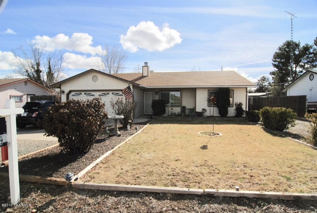 8043 E Loos Drive, Prescott Valley in Yavapai County, AZ 86314 Home for Sale