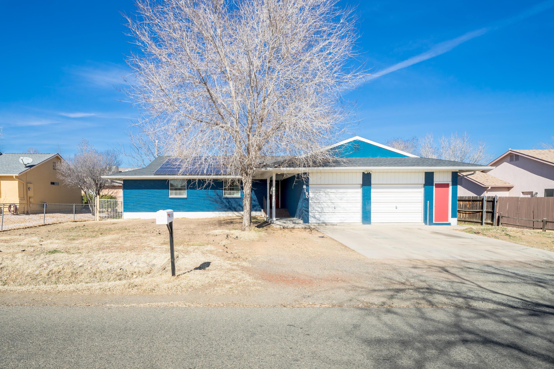 8190 E Dust Devil Drive, Prescott Valley, Arizona