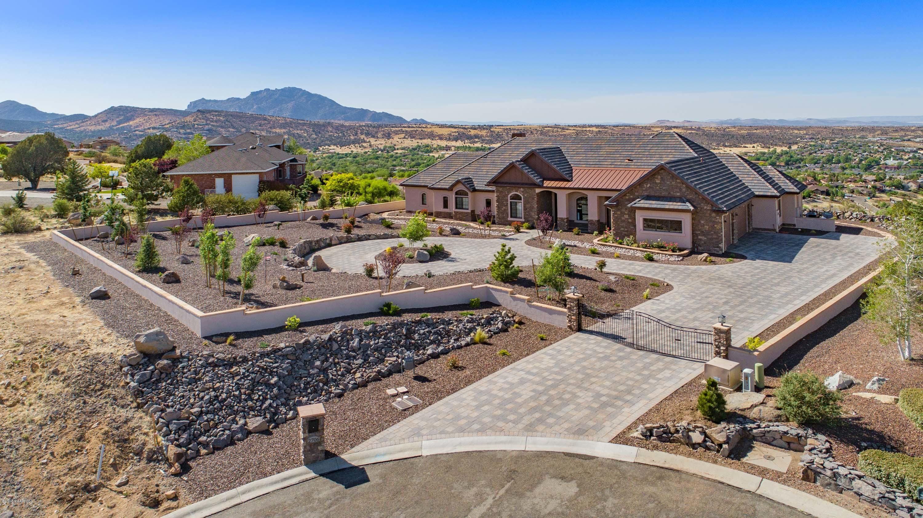 2706  Cape Rock Pass, Prescott, Arizona