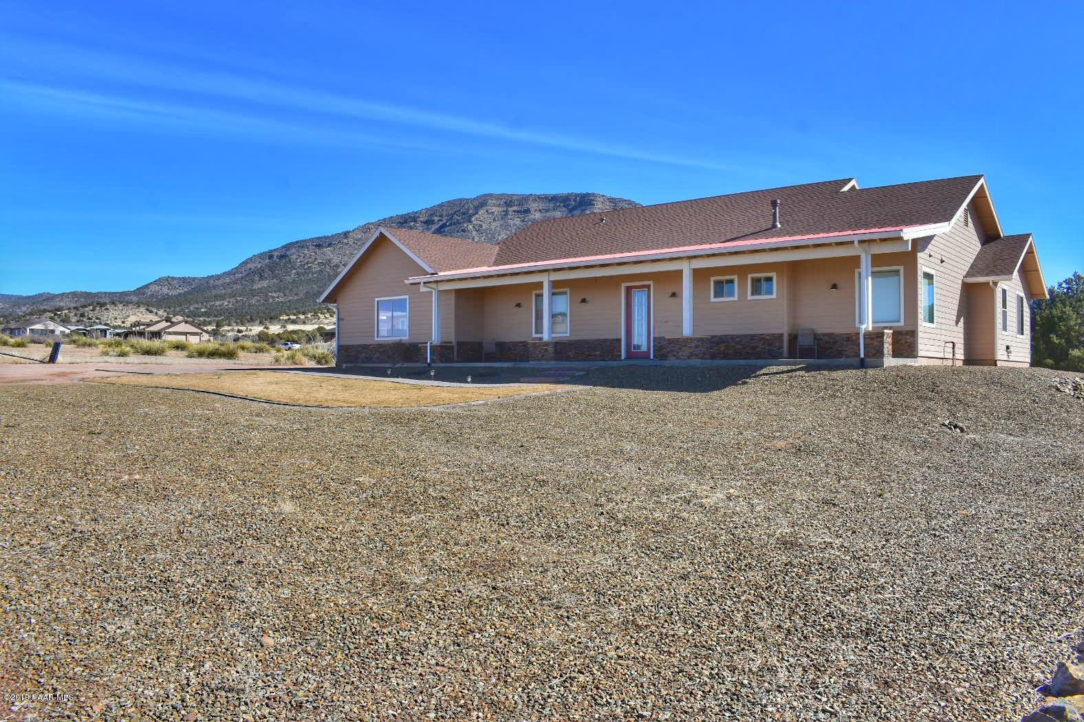 9755 N Hydro Ridge Road, Prescott Valley, Arizona