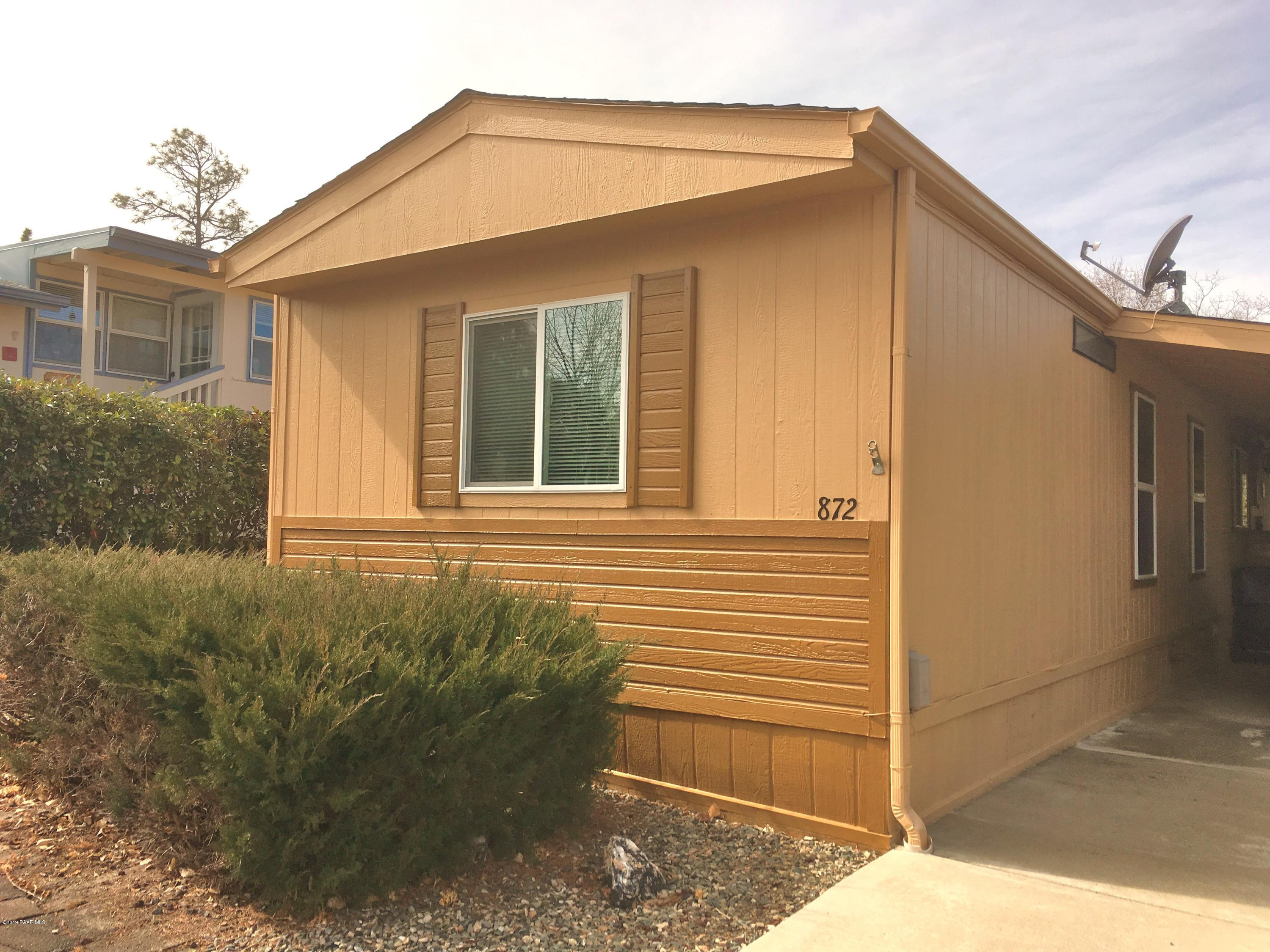 Photo of 872 Glade, Prescott, AZ 86301