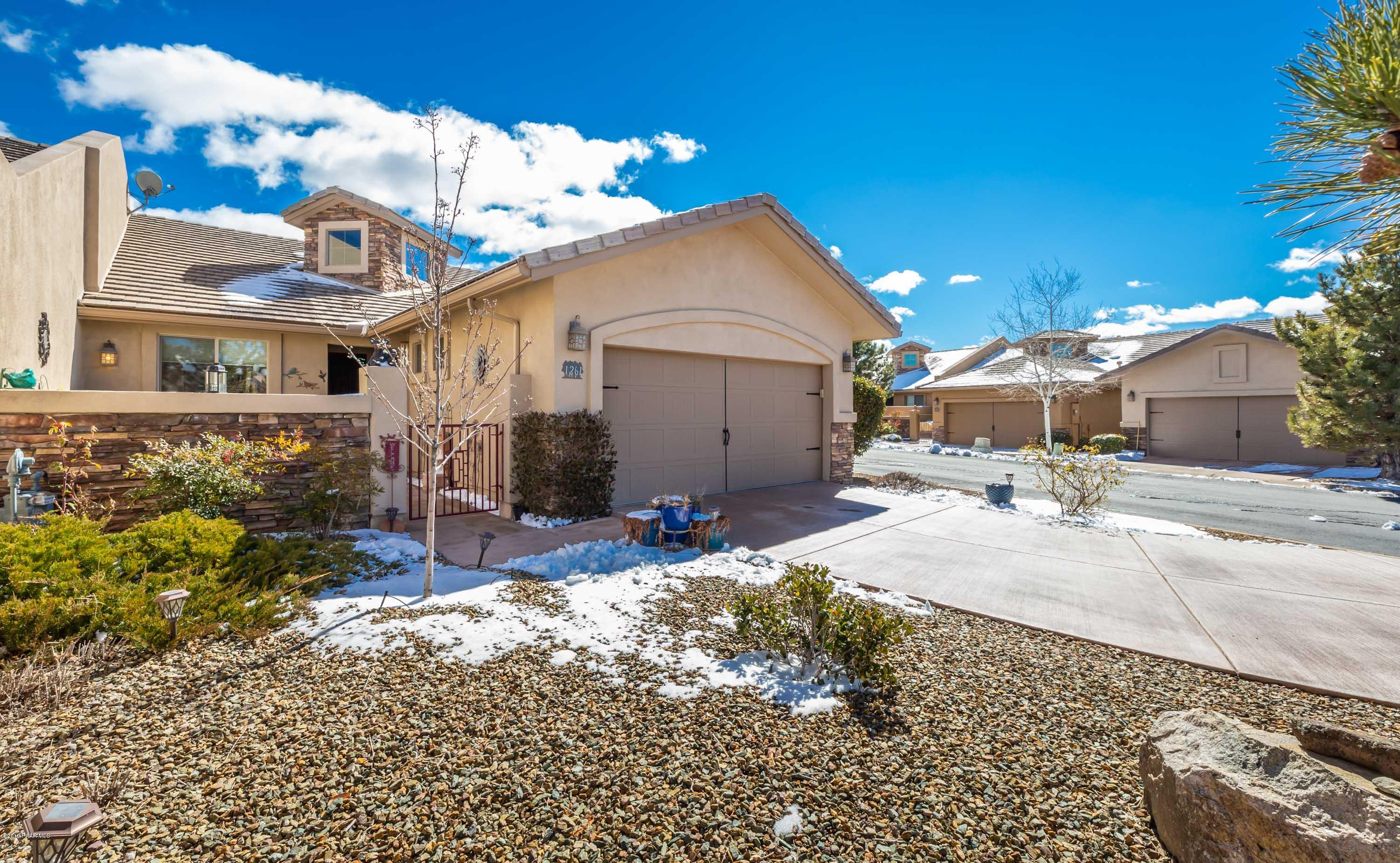 1261  Crown Ridge Drive, one of homes for sale in Prescott