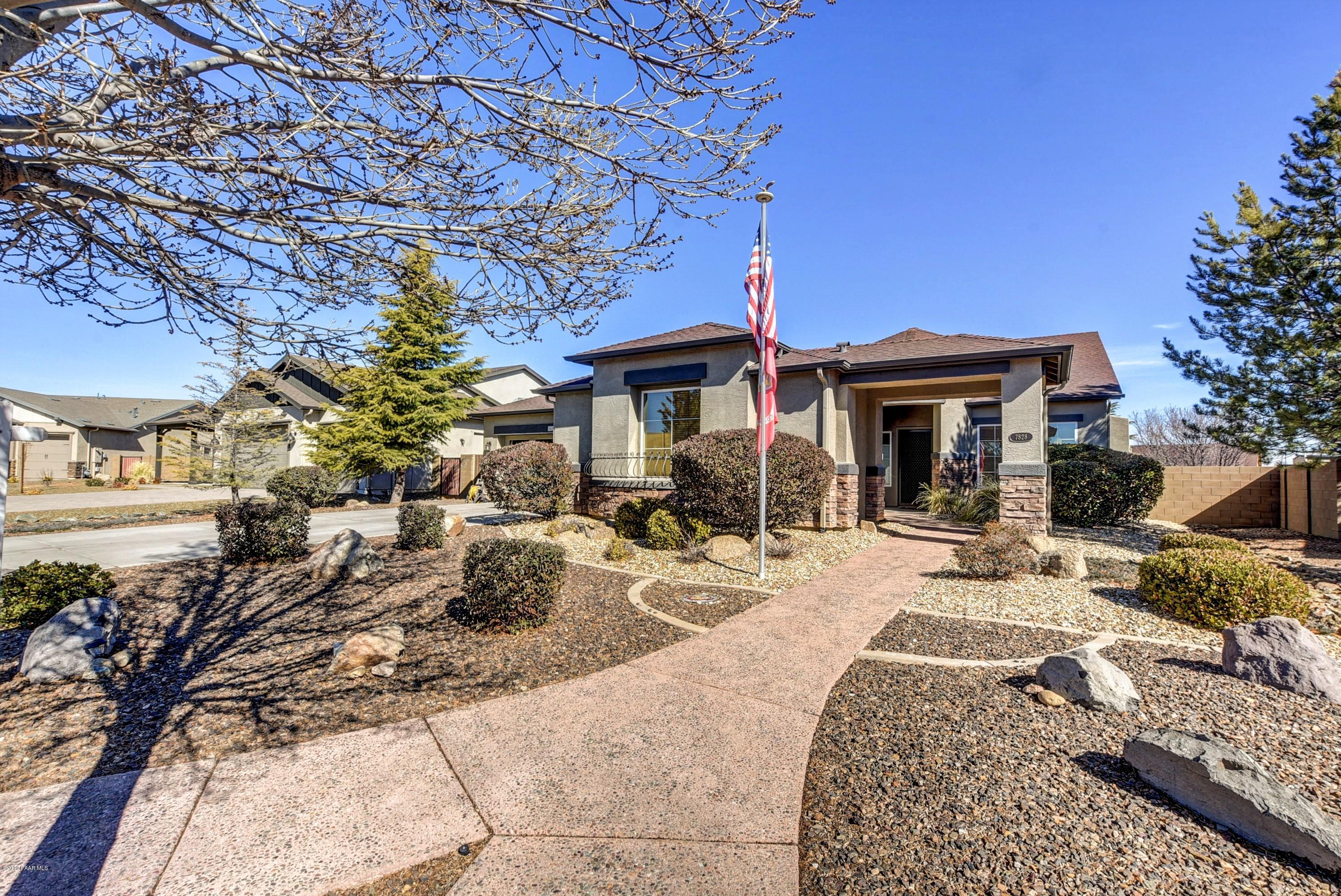 7828 E Ramblin Ranch Road, Prescott Valley, Arizona