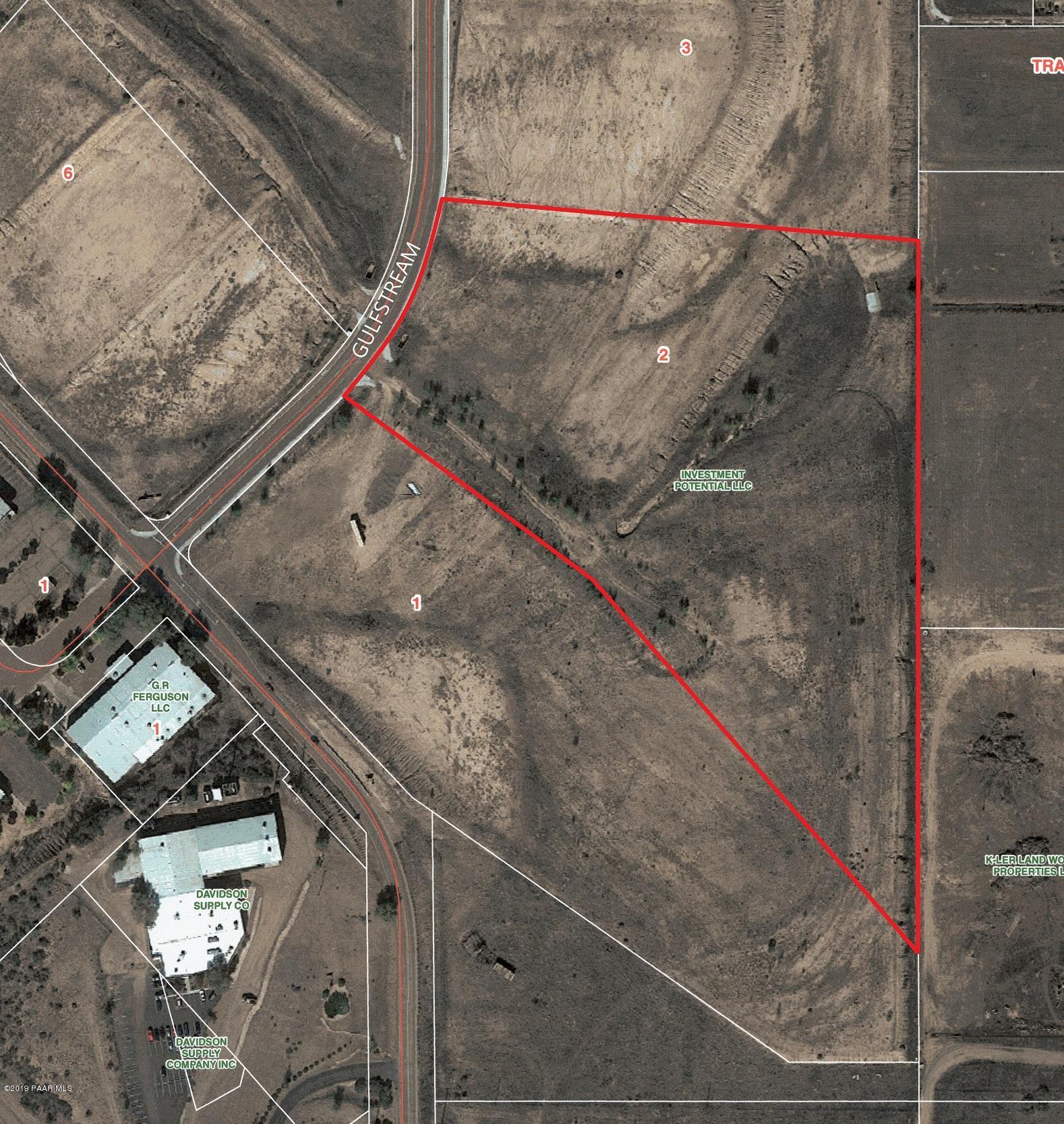 2103  Gulfstream Lot 2, Prescott, Arizona