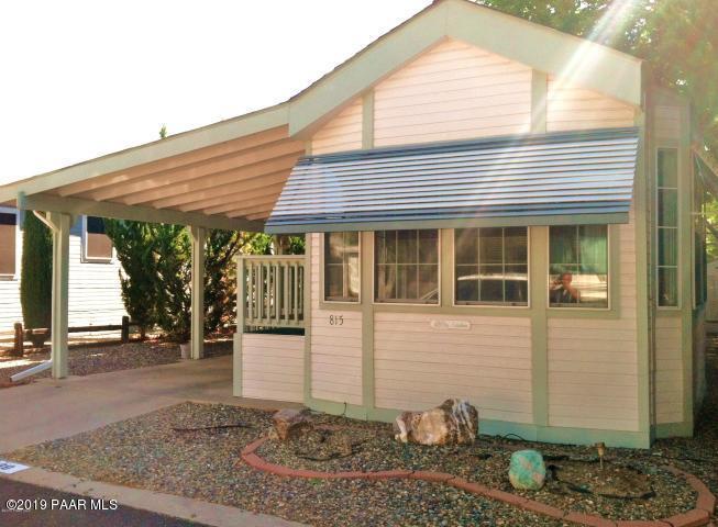 815 N Mesquite Tree Drive, Prescott Valley, Arizona
