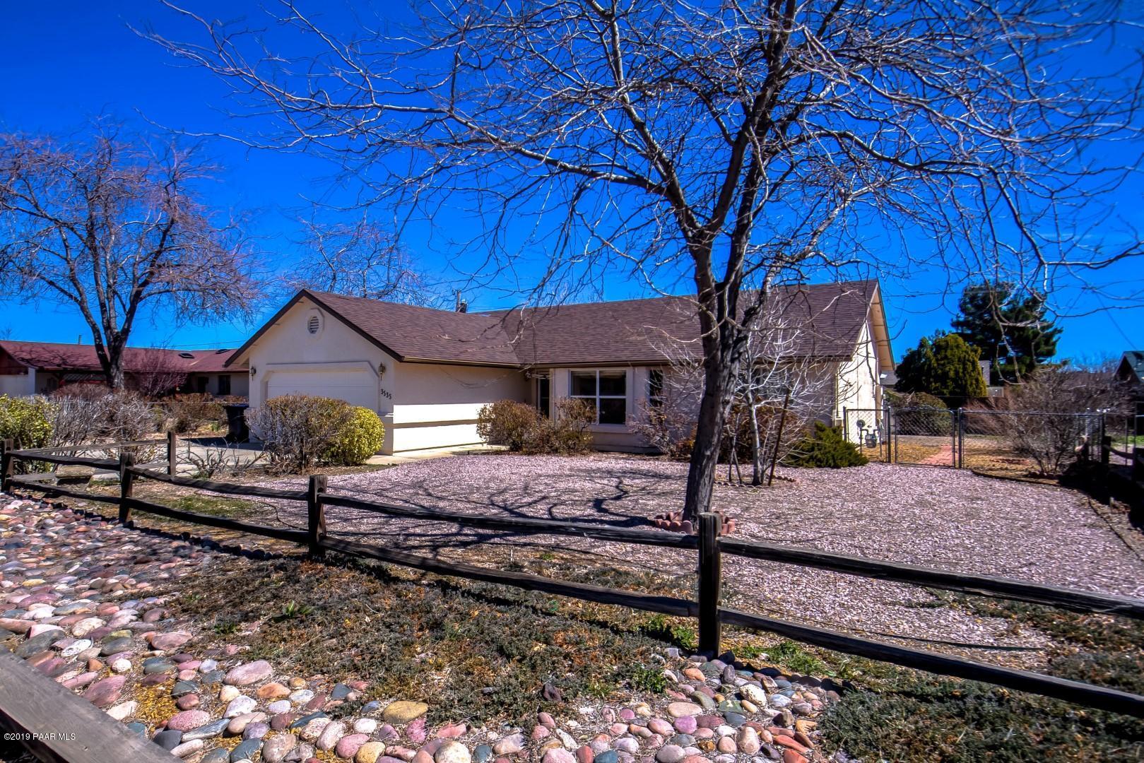 3535 N Valorie Drive, Prescott Valley in Yavapai County, AZ 86314 Home for Sale