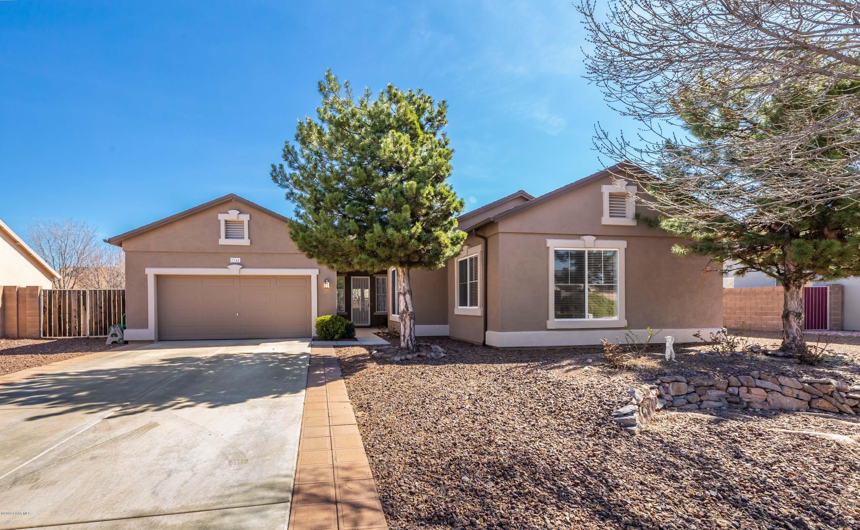 7741 N Siesta Sunset Lane, Prescott Valley, Arizona