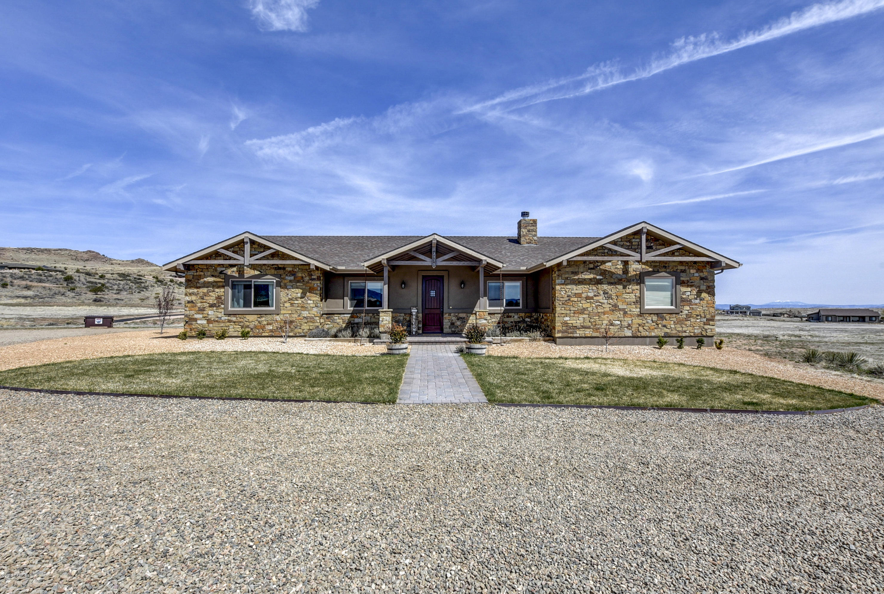 3170 W L Bar L Road, Prescott in Yavapai County, AZ 86305 Home for Sale