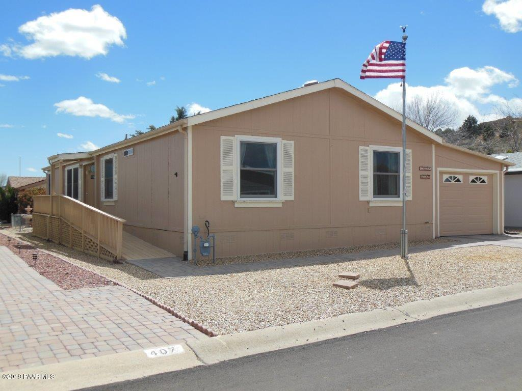 12095 E Pepper Tree Way, Prescott Valley in Yavapai County, AZ 86314 Home for Sale