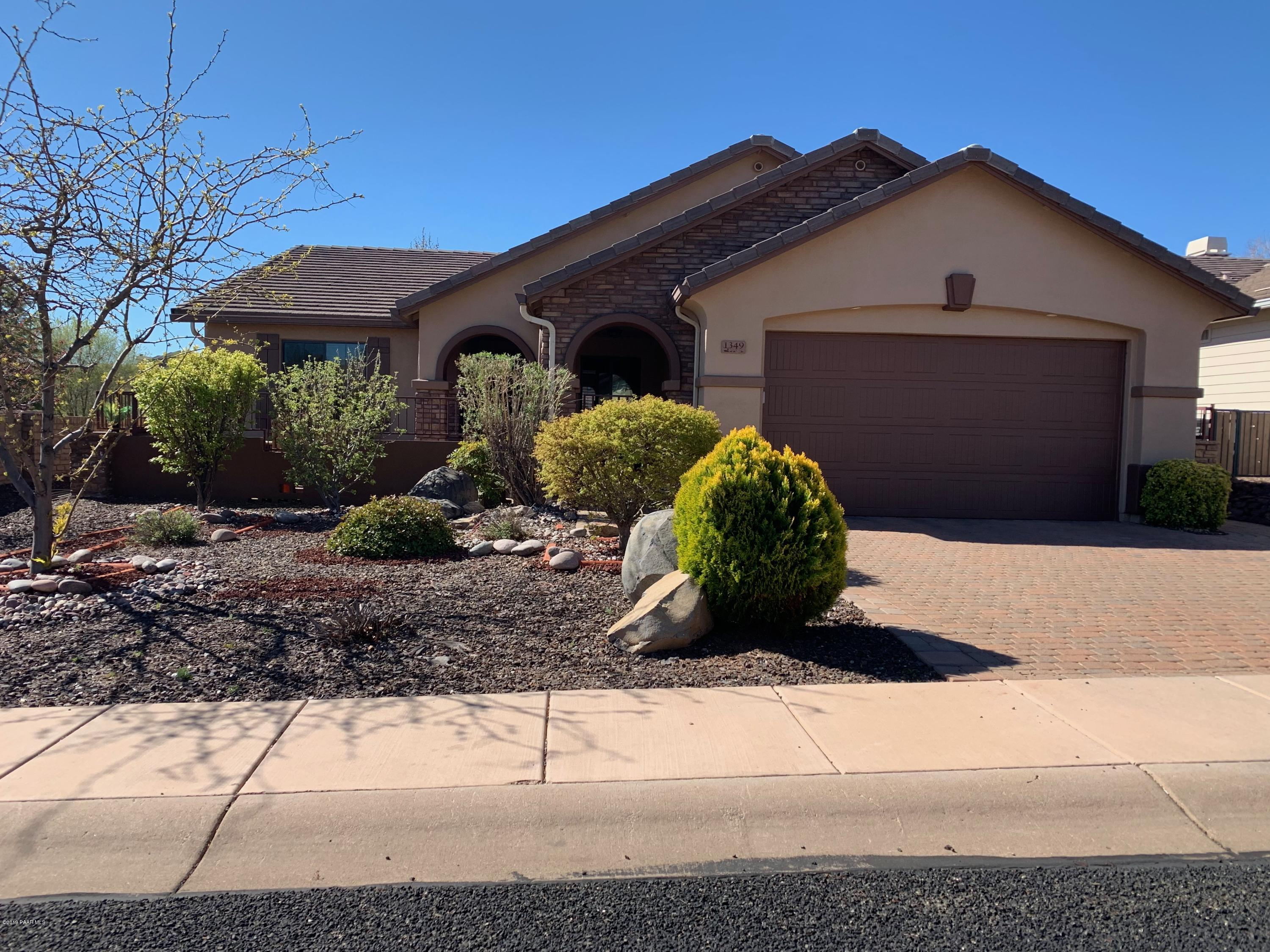 Photo of 1349 Sabatina, Prescott, AZ 86301