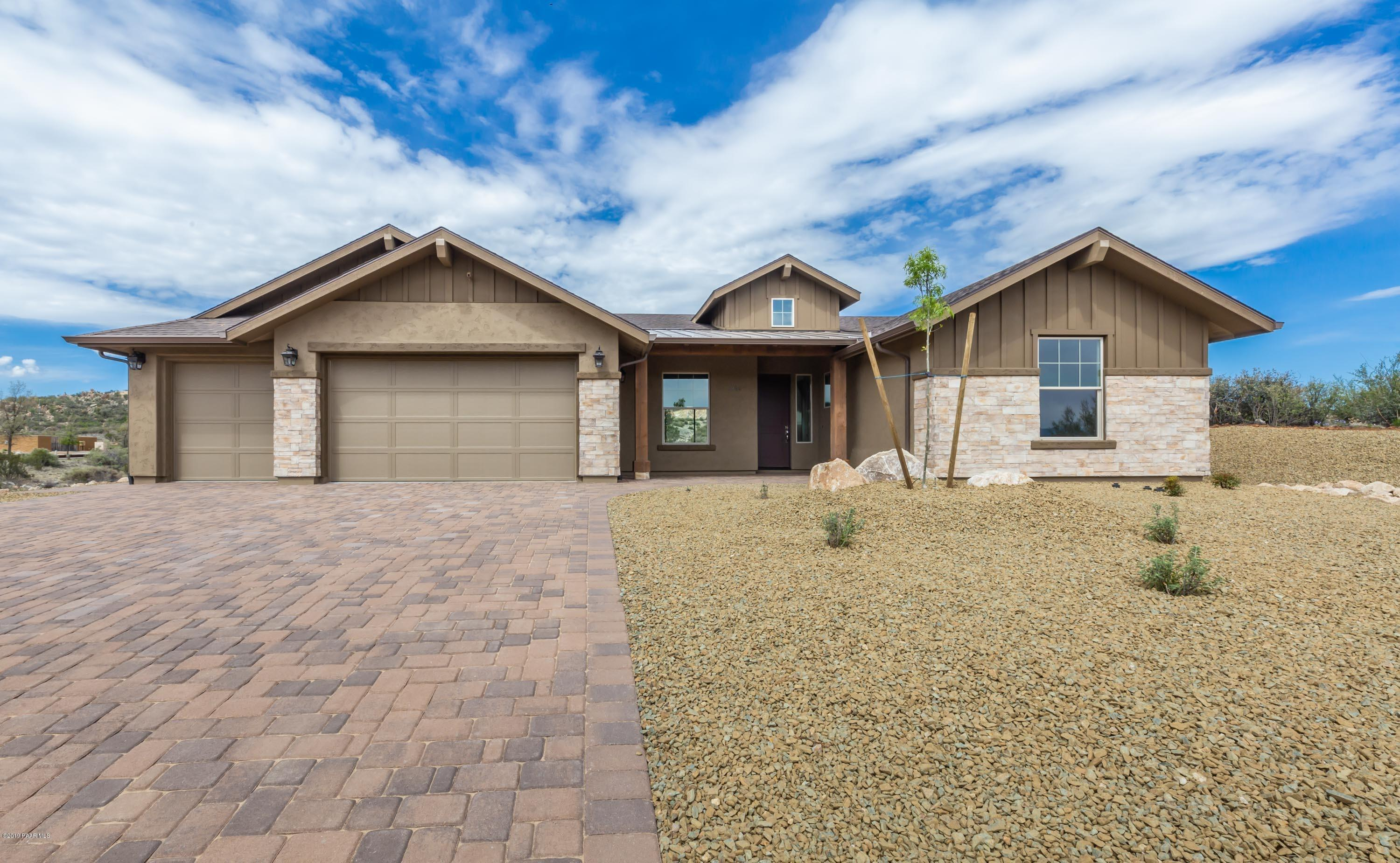 1884 N Fitzmaurice View Court, Prescott Valley, Arizona