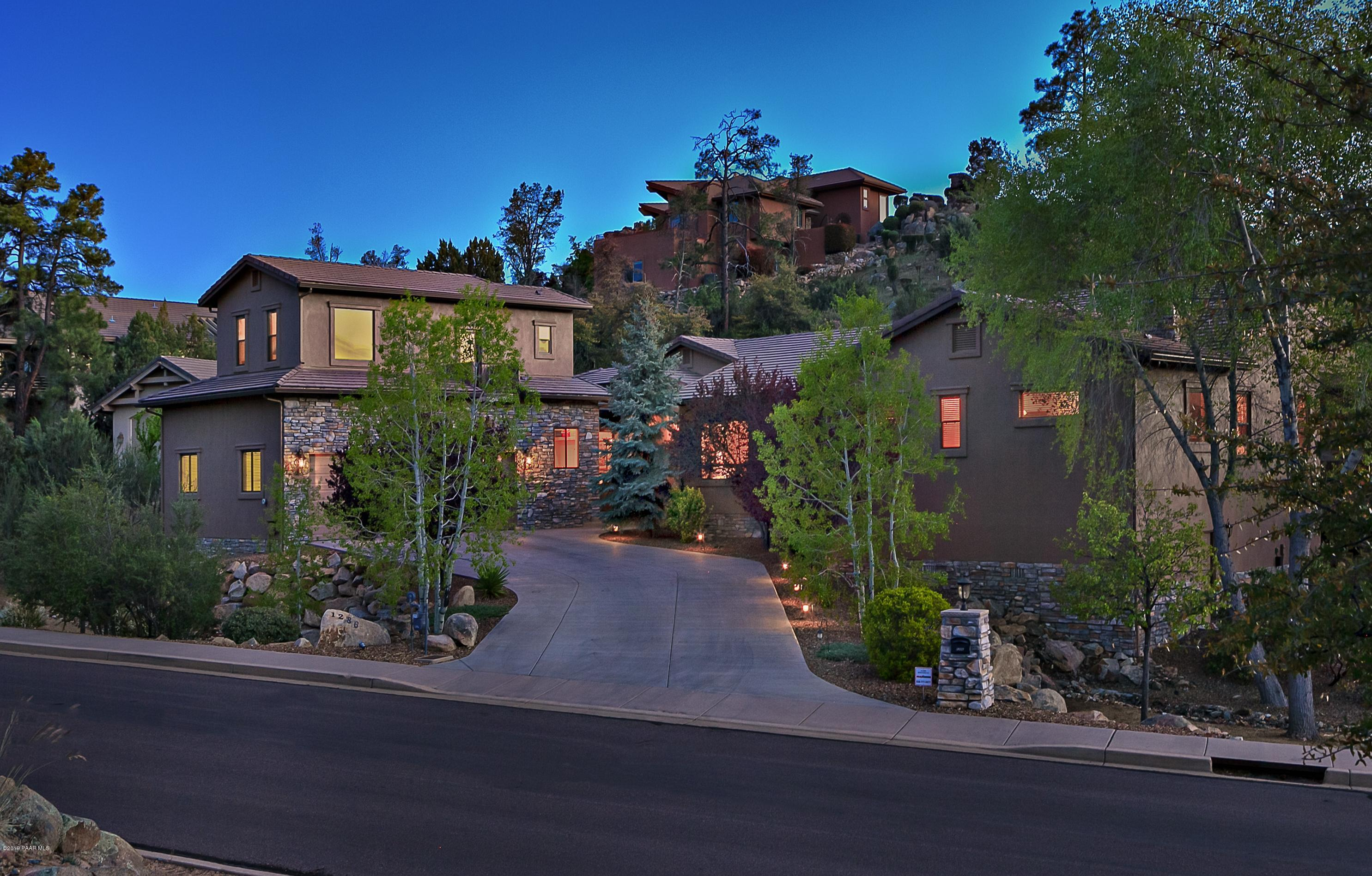 1286  Sierry Peaks Drive, Prescott, Arizona