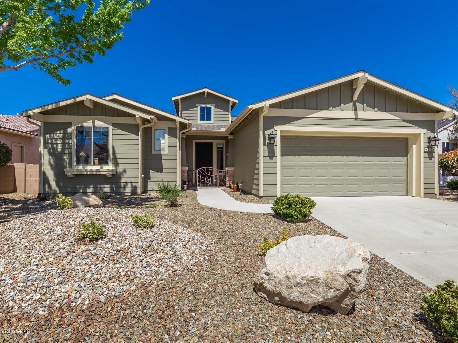 7178  Barefoot Lane, Prescott Valley, Arizona