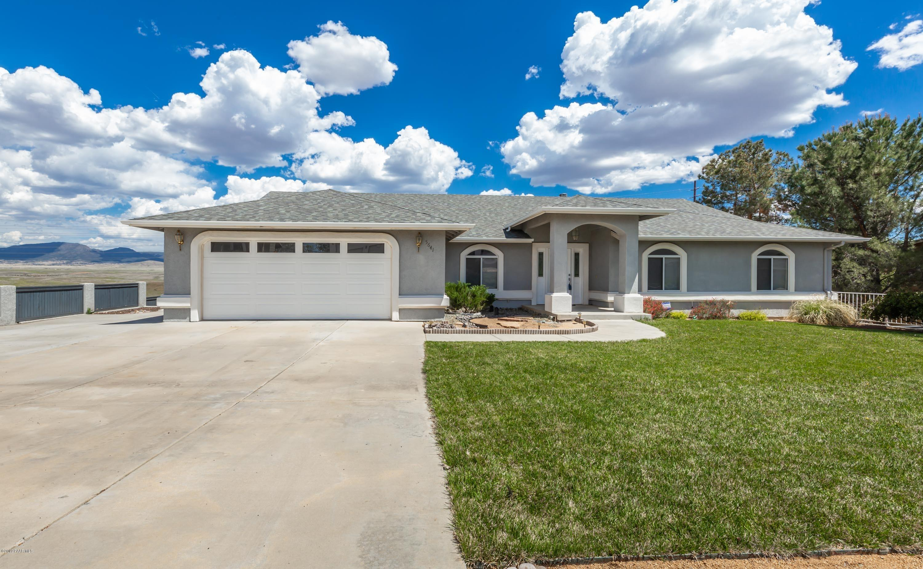 5641 N Concho Drive, Prescott Valley, Arizona