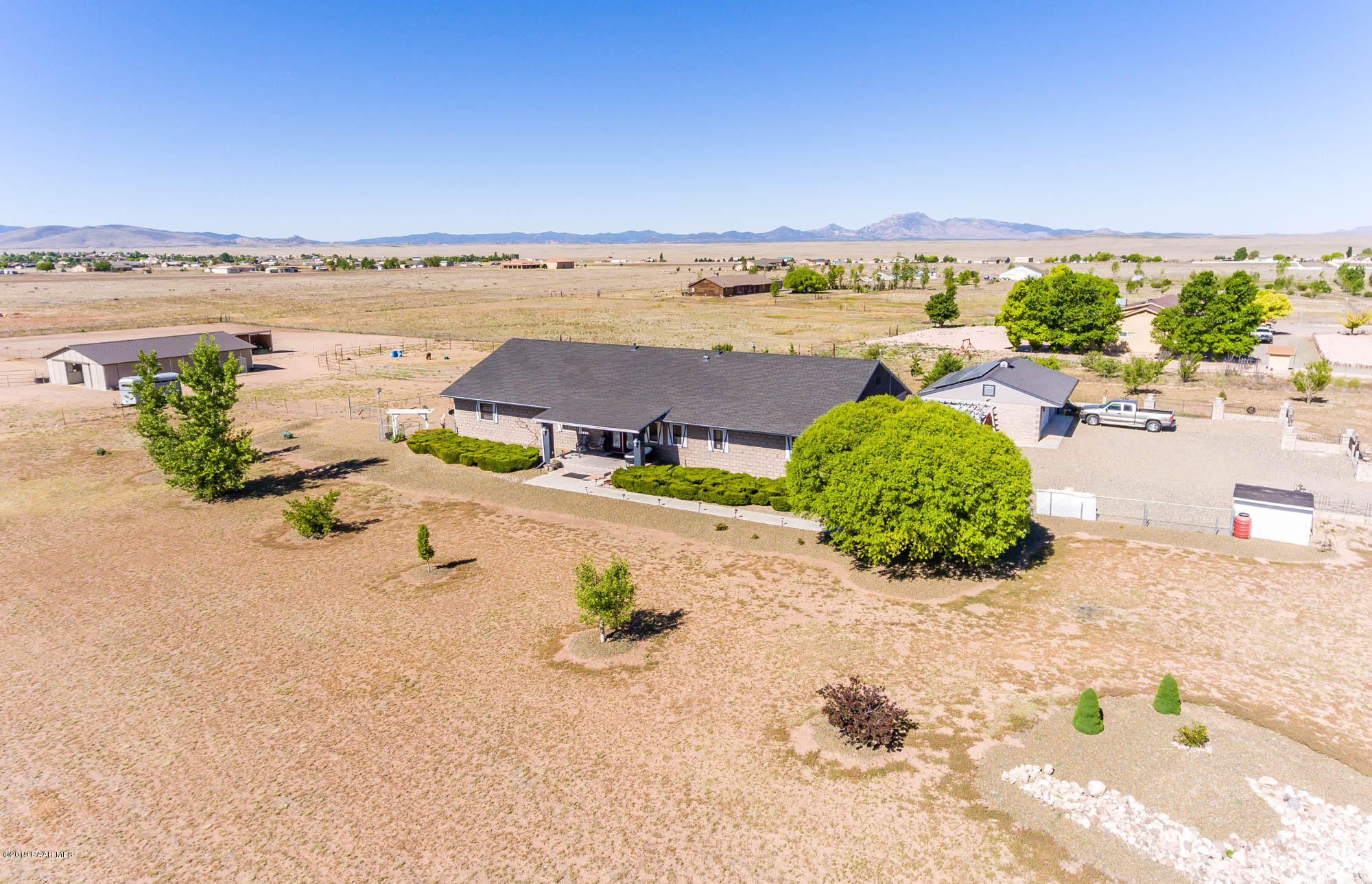 11080 N Antelope Meadows Drive, Prescott Valley, Arizona