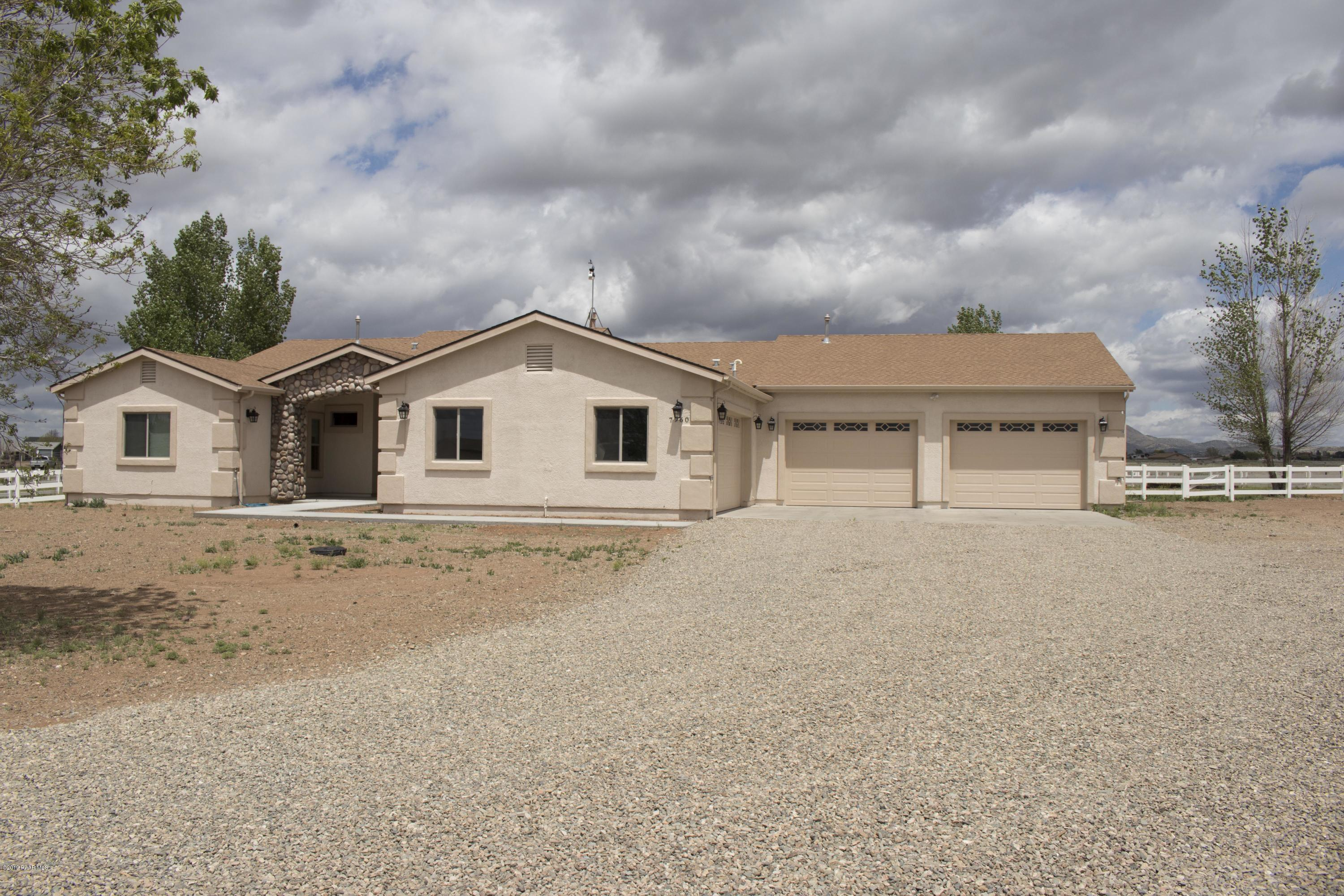7960 E Lily Canyon Drive, Prescott Valley in Yavapai County, AZ 86315 Home for Sale