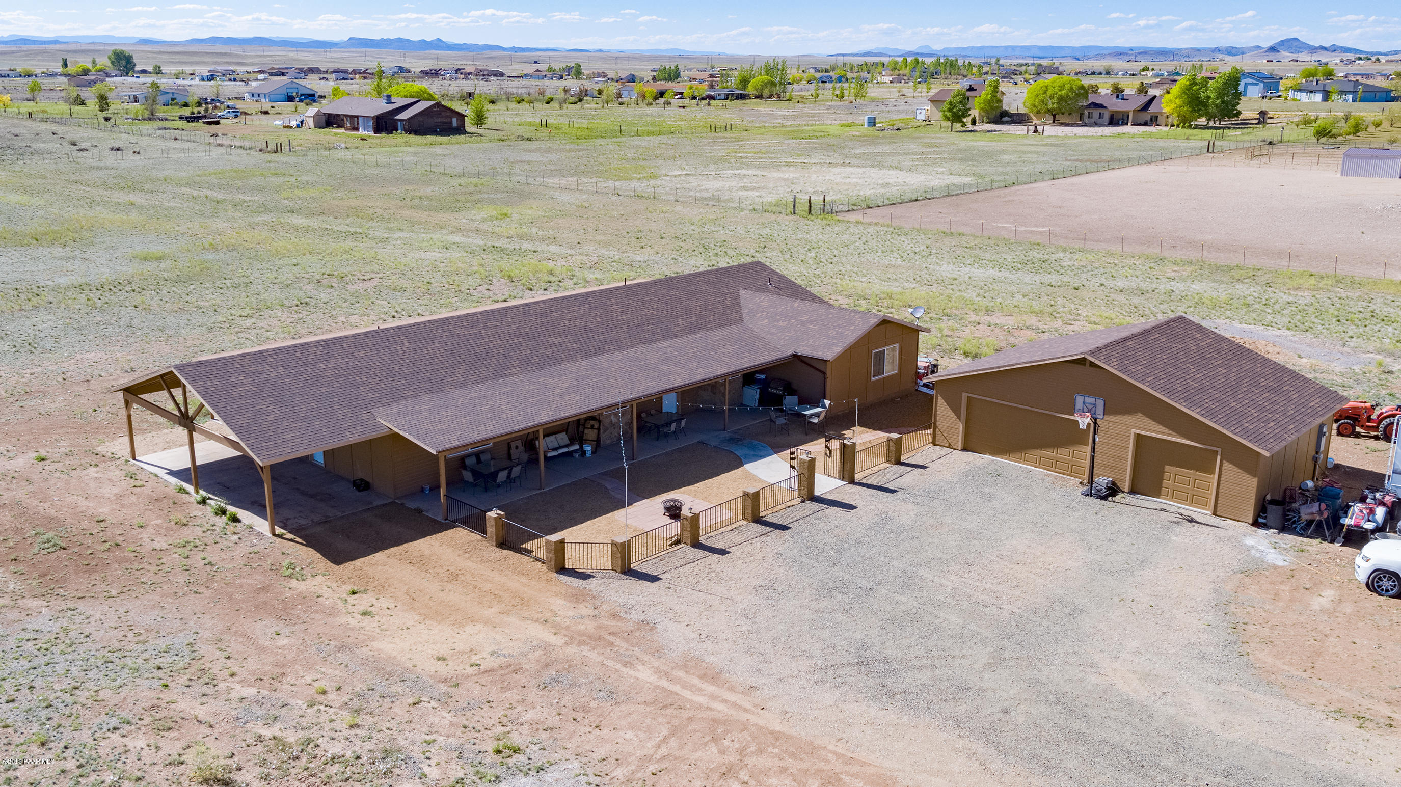 10950 N Antelope Meadows Drive, Prescott Valley, Arizona