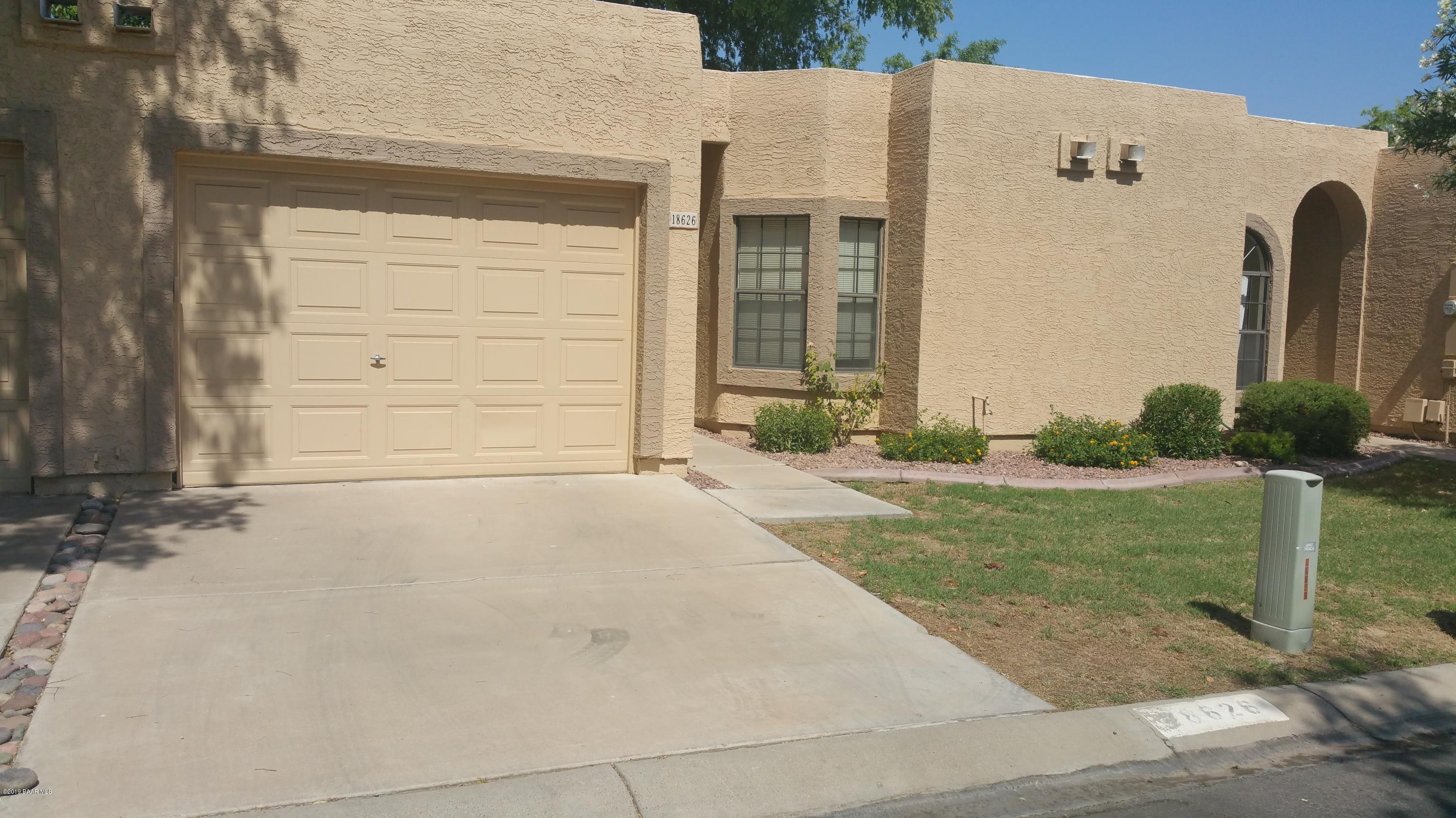 One of Peoria 2 Bedroom Homes for Sale at 18626 N 93rd