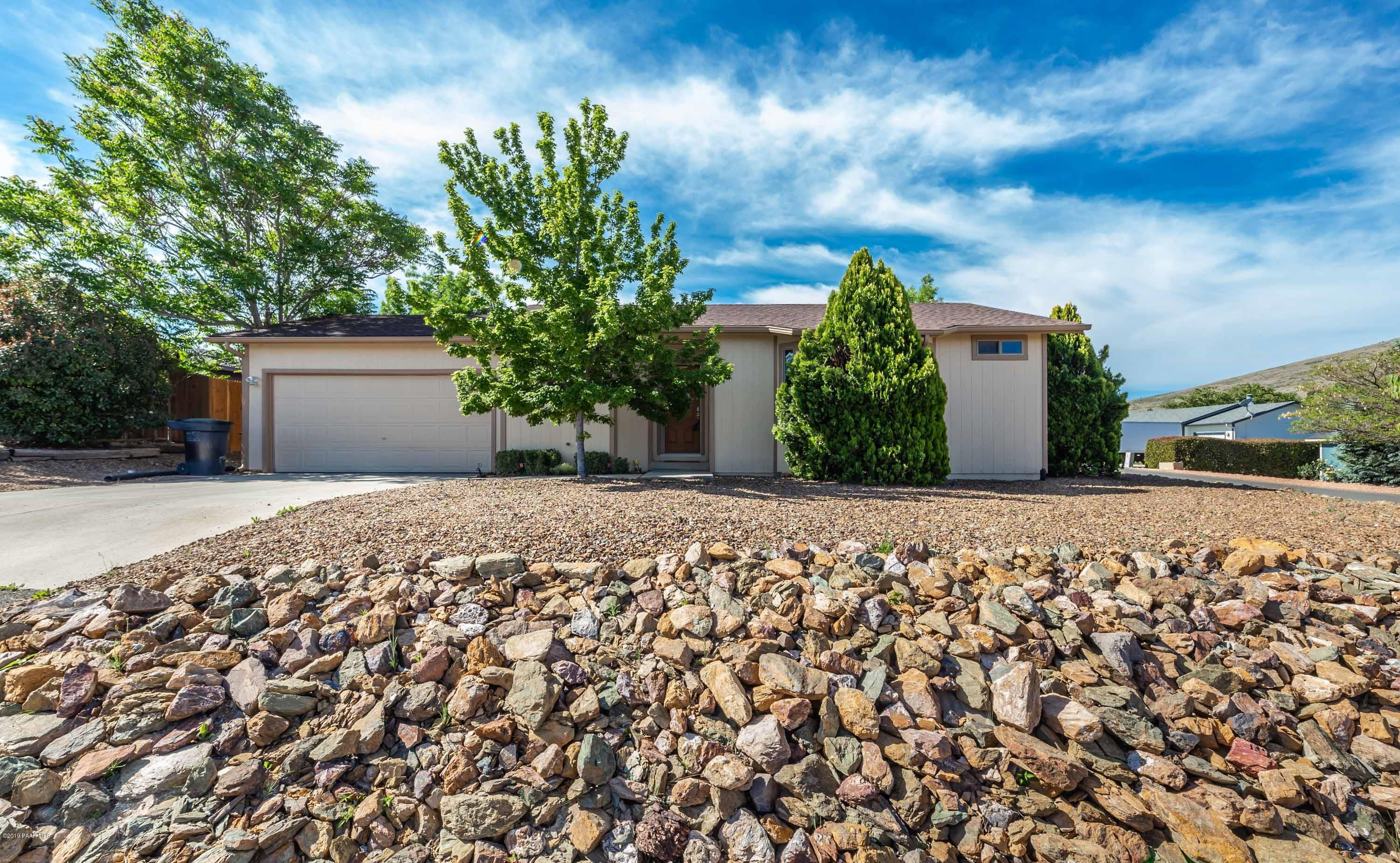 6211 E Round Table Drive, Prescott Valley in Yavapai County, AZ 86314 Home for Sale