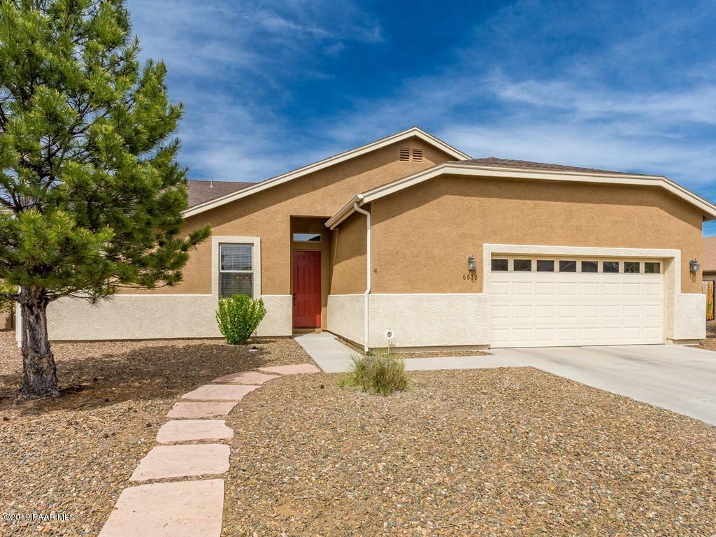 6830 E Voltaire Drive, Prescott Valley in Yavapai County, AZ 86314 Home for Sale