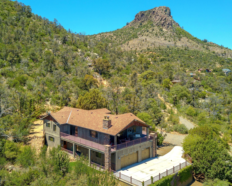 2071  Thumb Butte Road, Prescott, Arizona