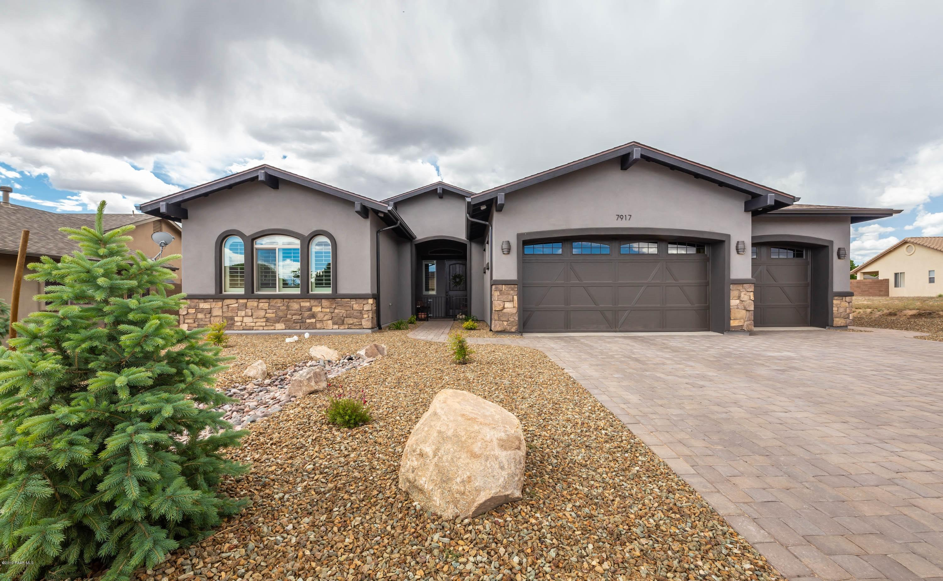 7917 E Smoke House Lane, Prescott Valley, Arizona