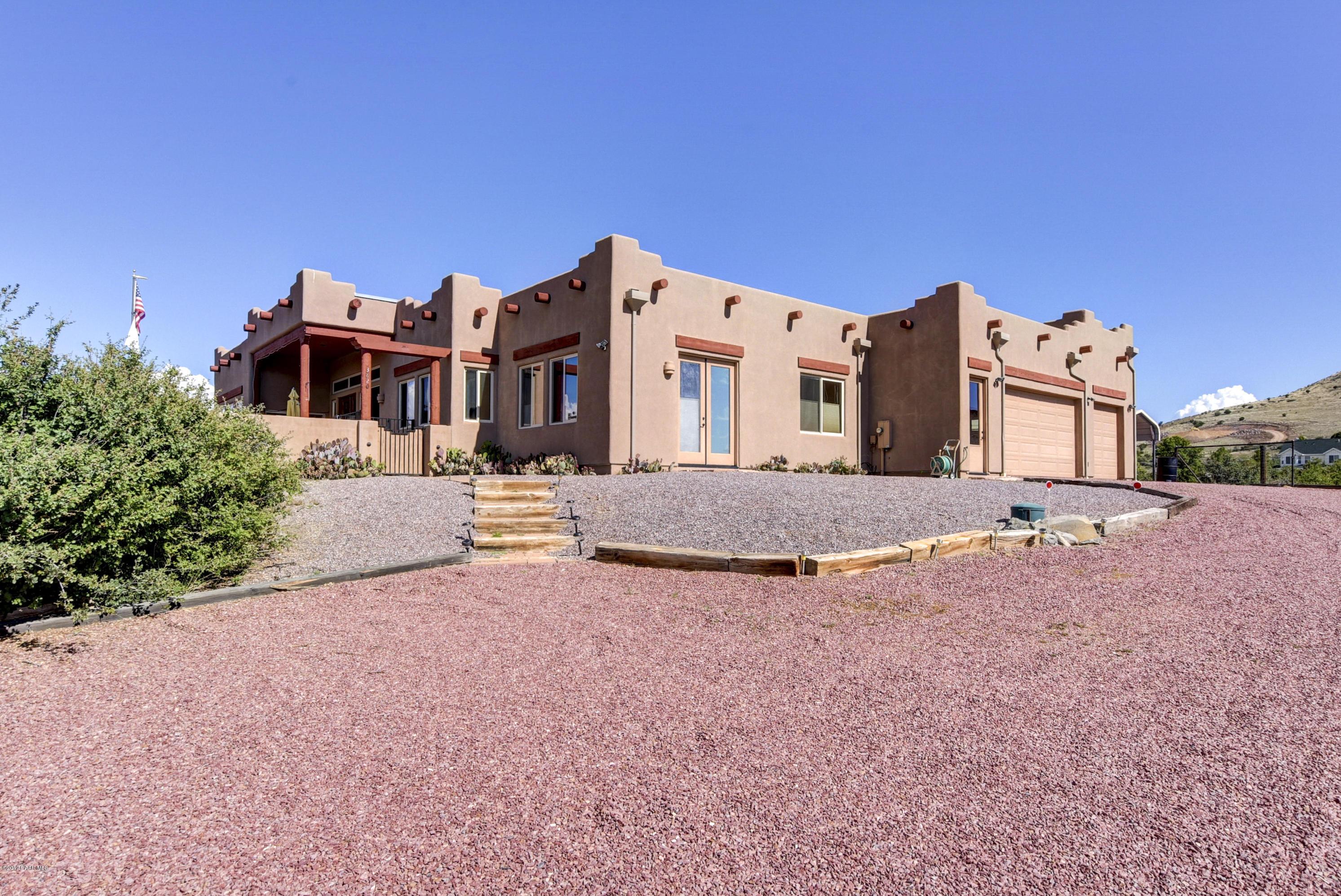 3820 W L Bar L Road, Prescott in Yavapai County, AZ 86305 Home for Sale