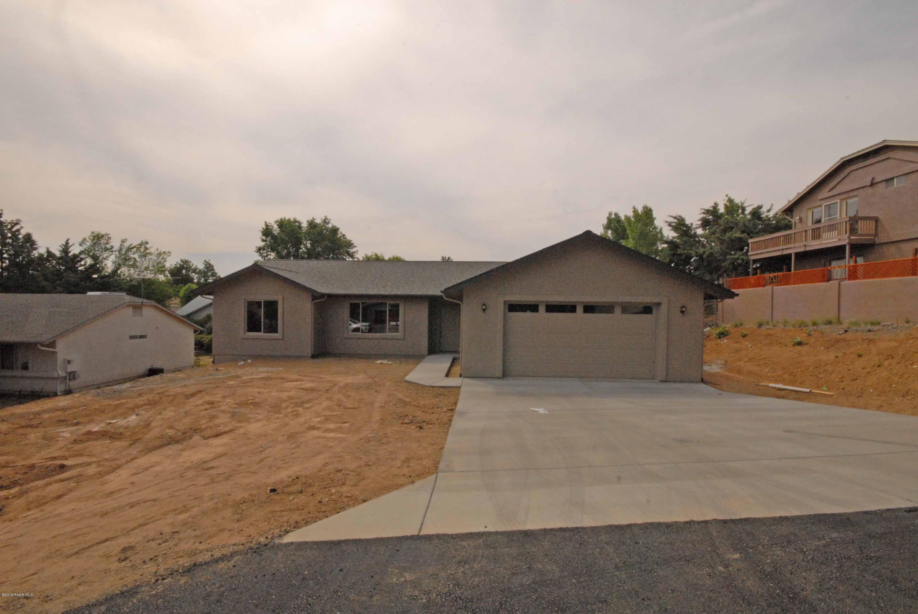 One of Prescott Valley 3 Bedroom Homes for Sale at 5401 N Mesquite Drive