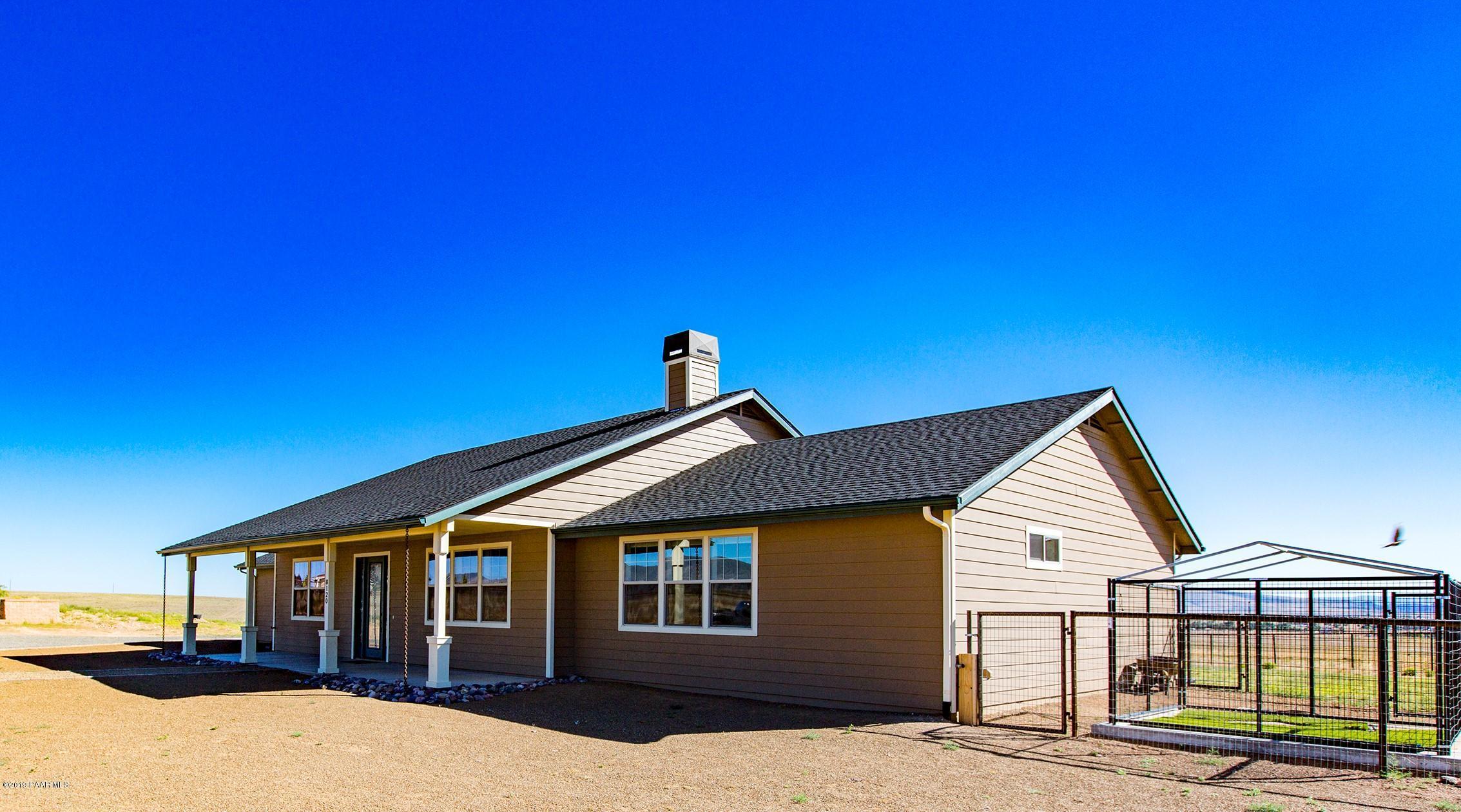 8120 N Covered Wagon Trail, Prescott Valley, Arizona