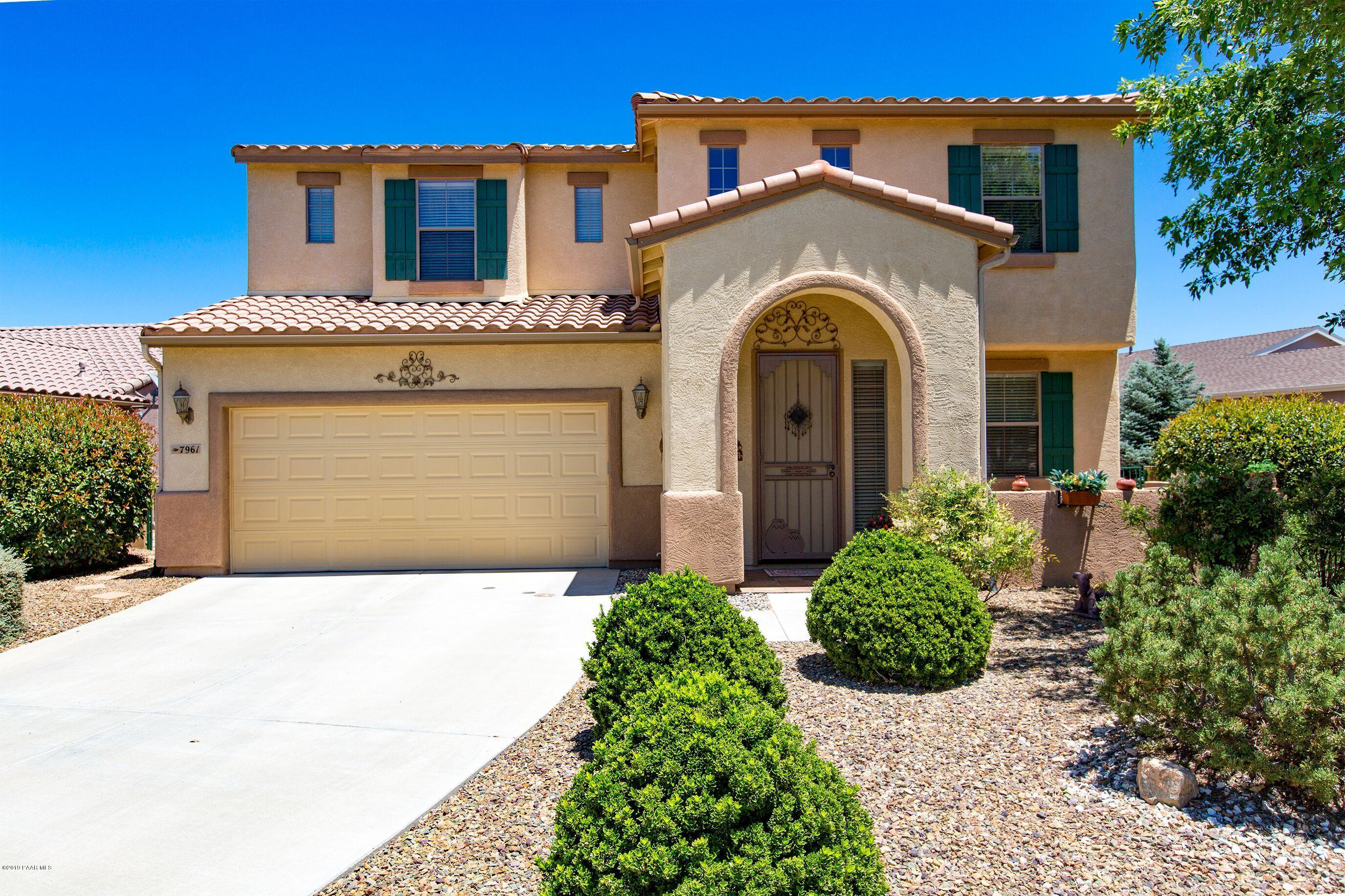 7961 E Crooked Creek Trail, Prescott Valley in Yavapai County, AZ 86314 Home for Sale