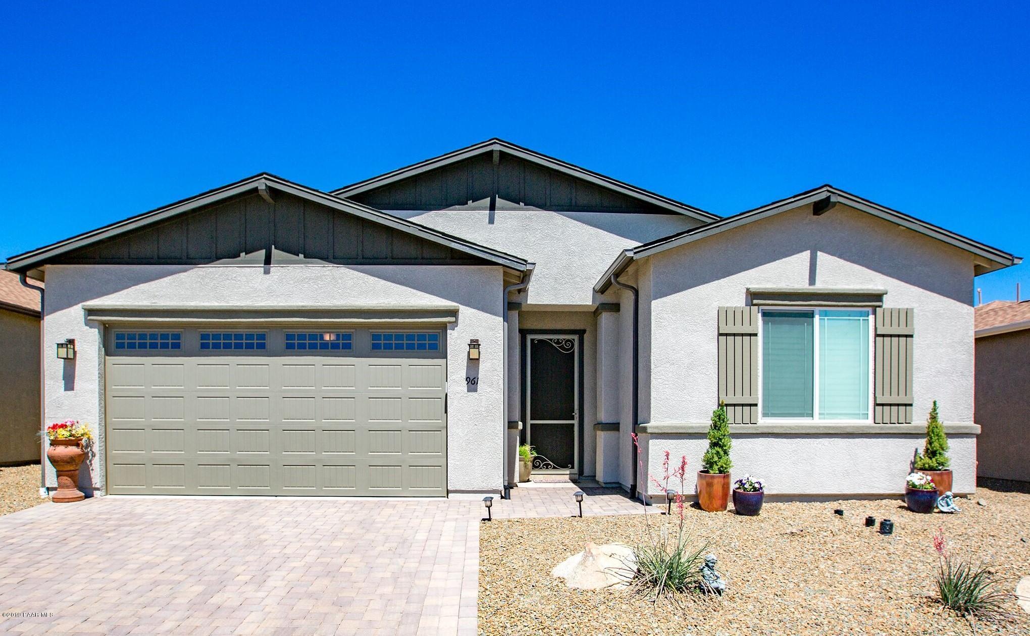 961 N Gomez Street, Prescott Valley, Arizona