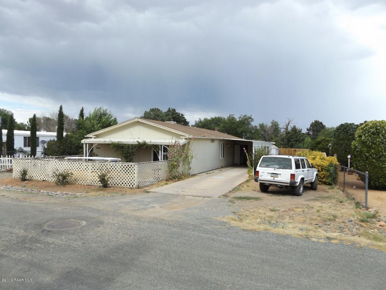 2811 N Panorama Drive, Prescott Valley, Arizona