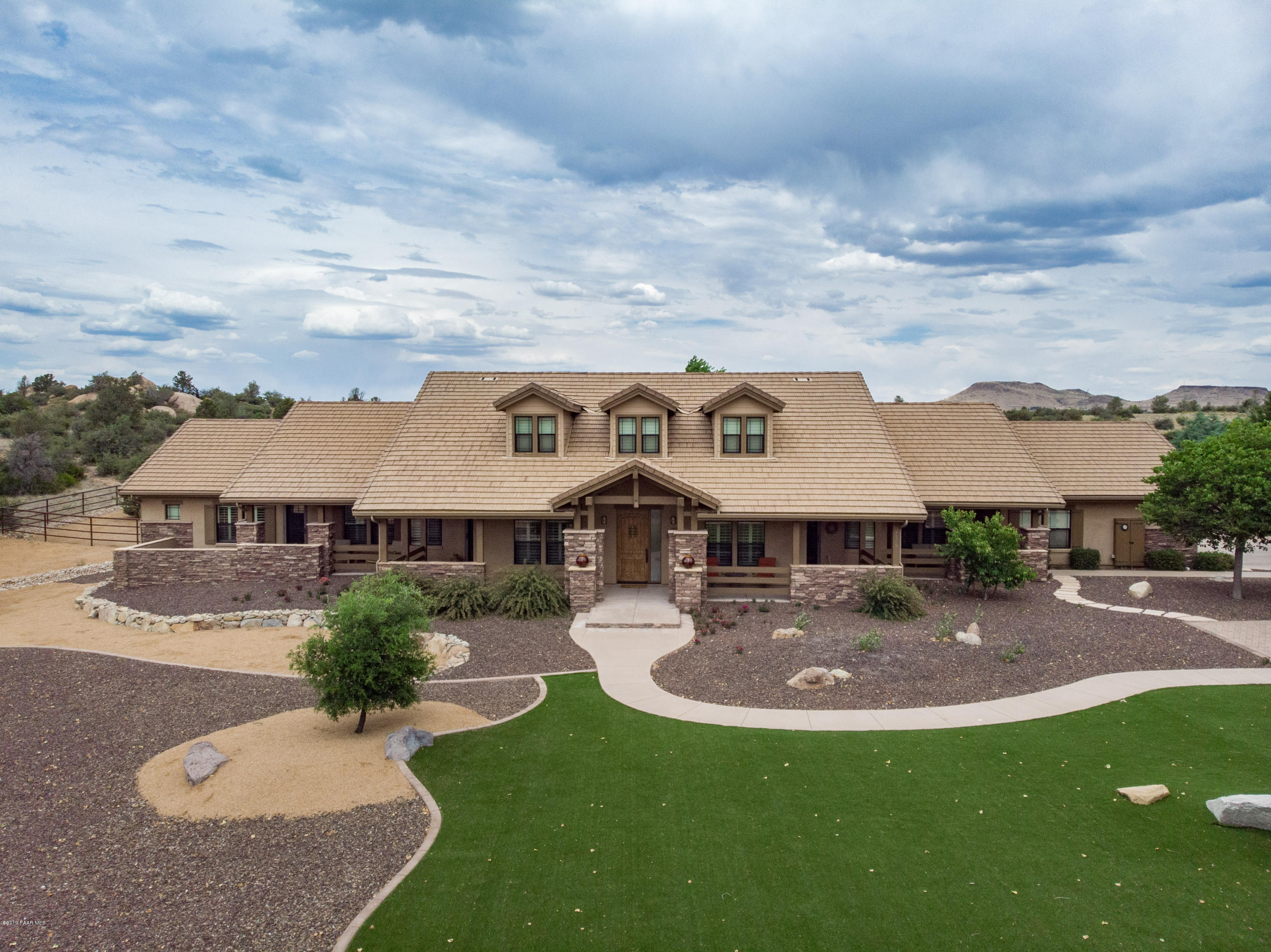 9839 N American Ranch Road, Prescott, Arizona