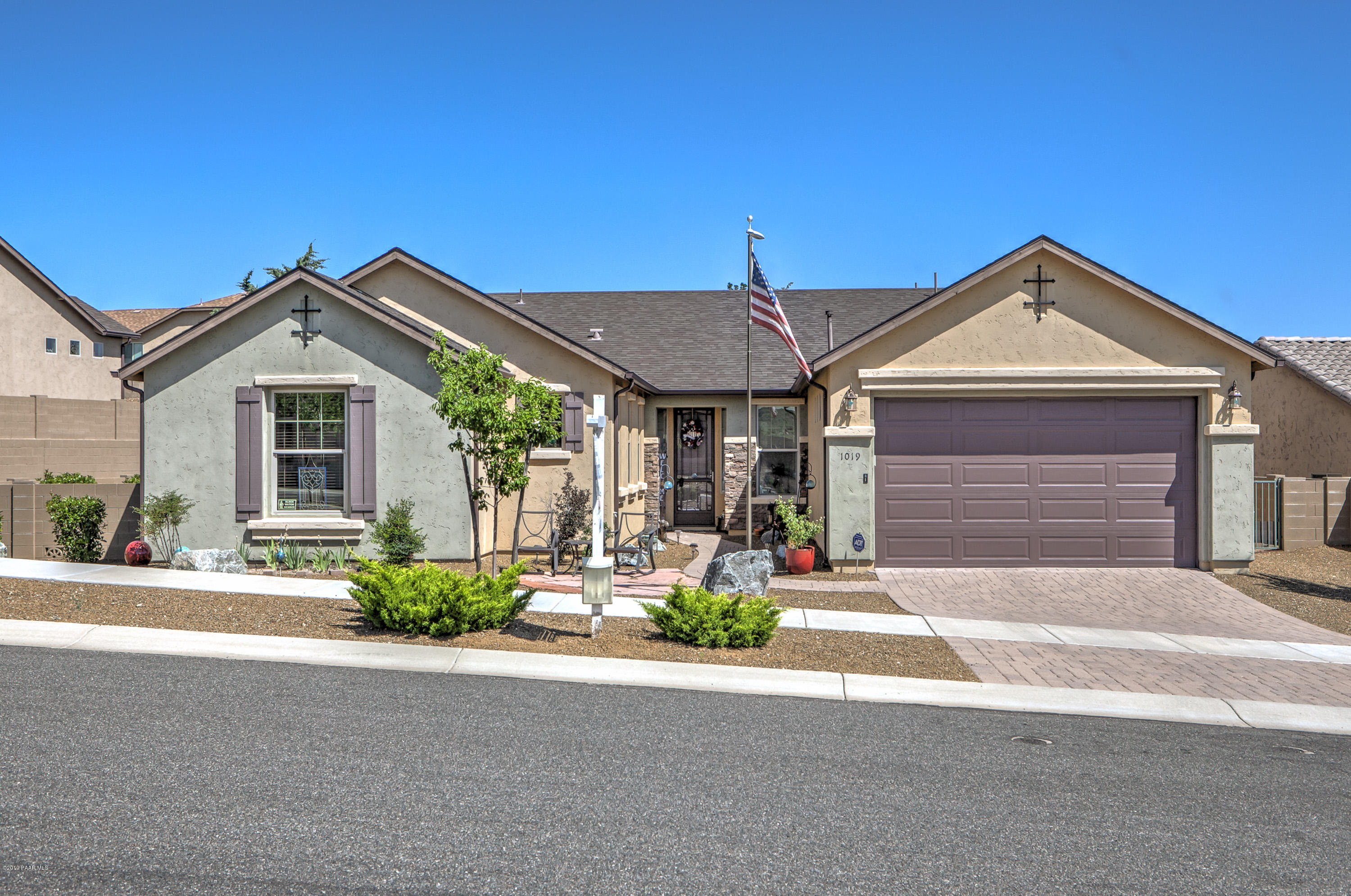 1019 N Wide Open Trail, Prescott Valley, Arizona