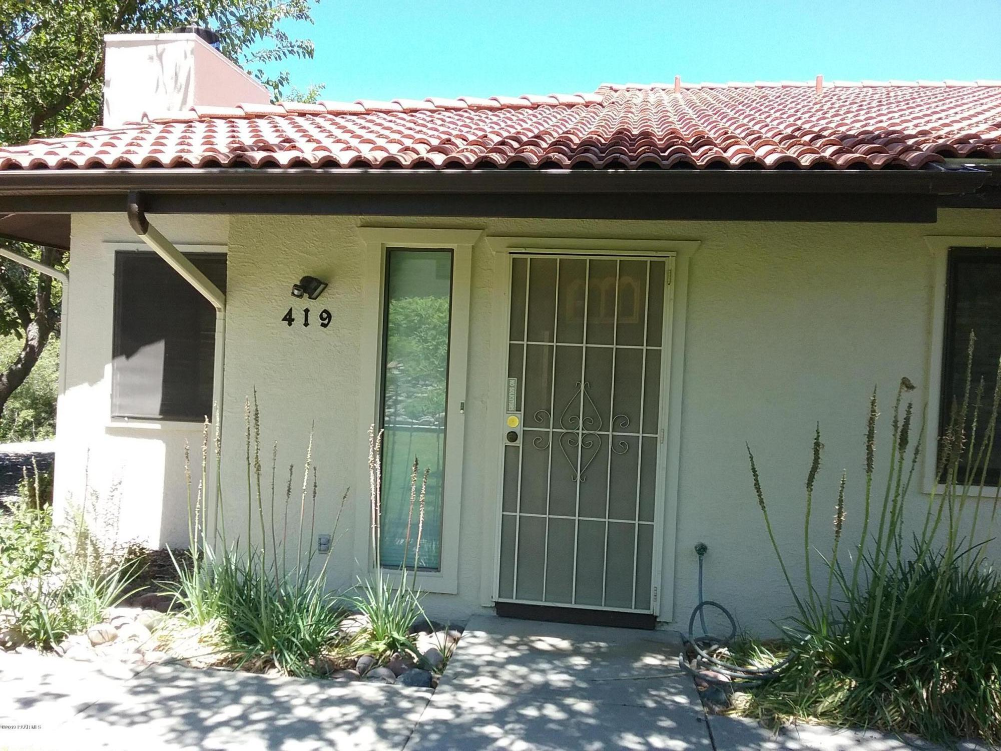 One of Prescott 2 Bedroom Homes for Sale at 419  Torrey Pine Lane