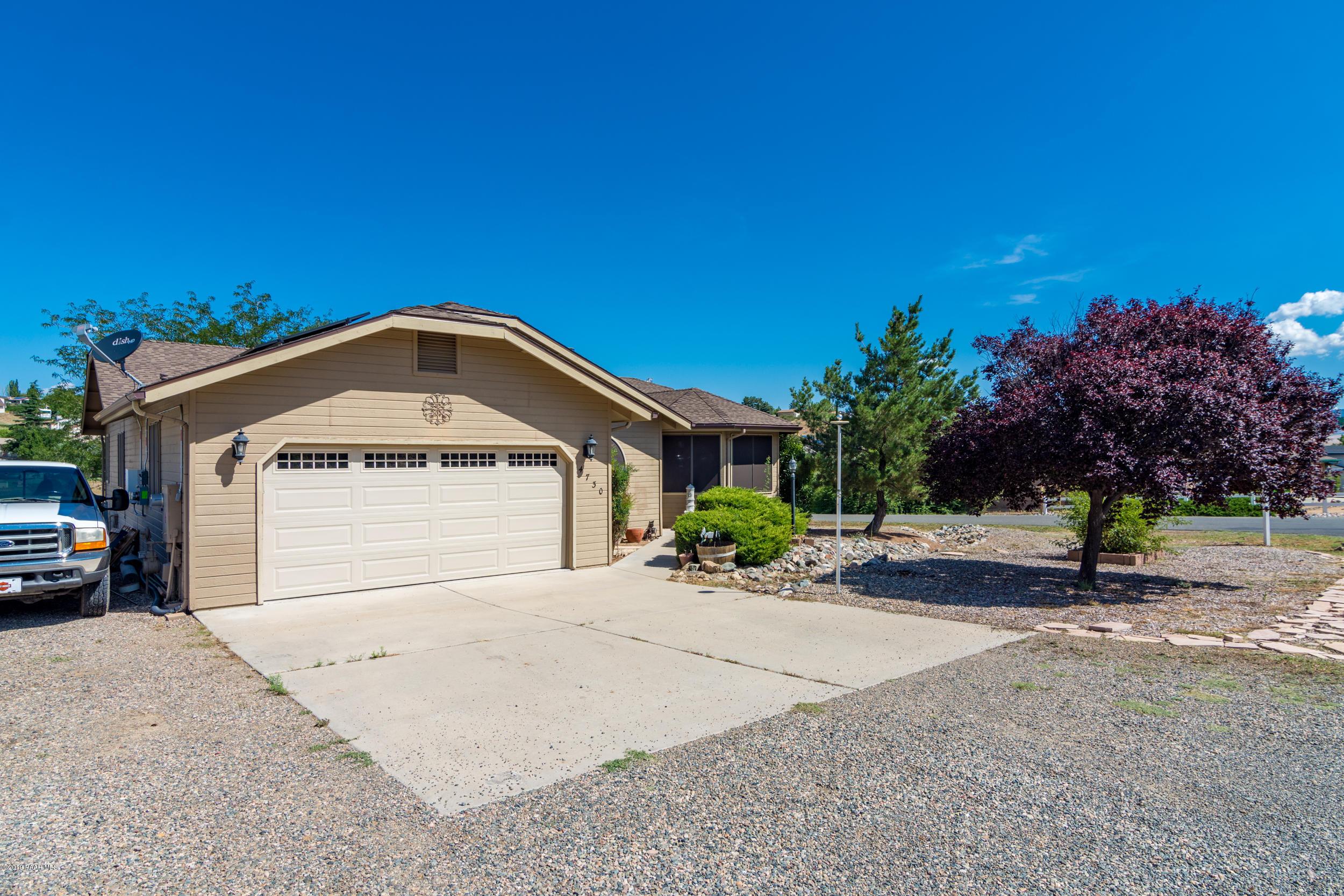 4730 N Sheridan Lane, Prescott Valley, Arizona