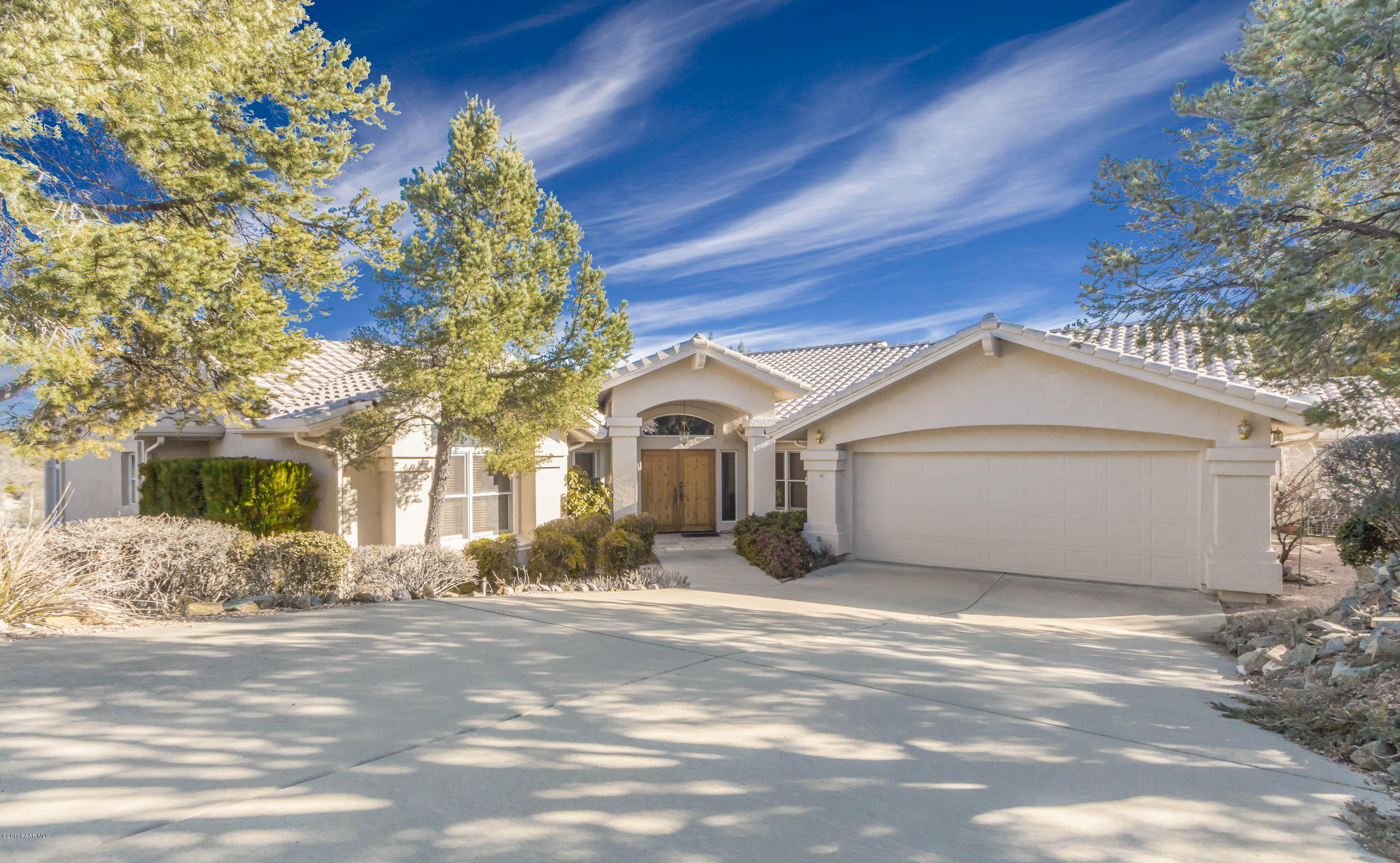 One of Prescott 3 Bedroom Homes for Sale at 2910  Shadowhawk Drive
