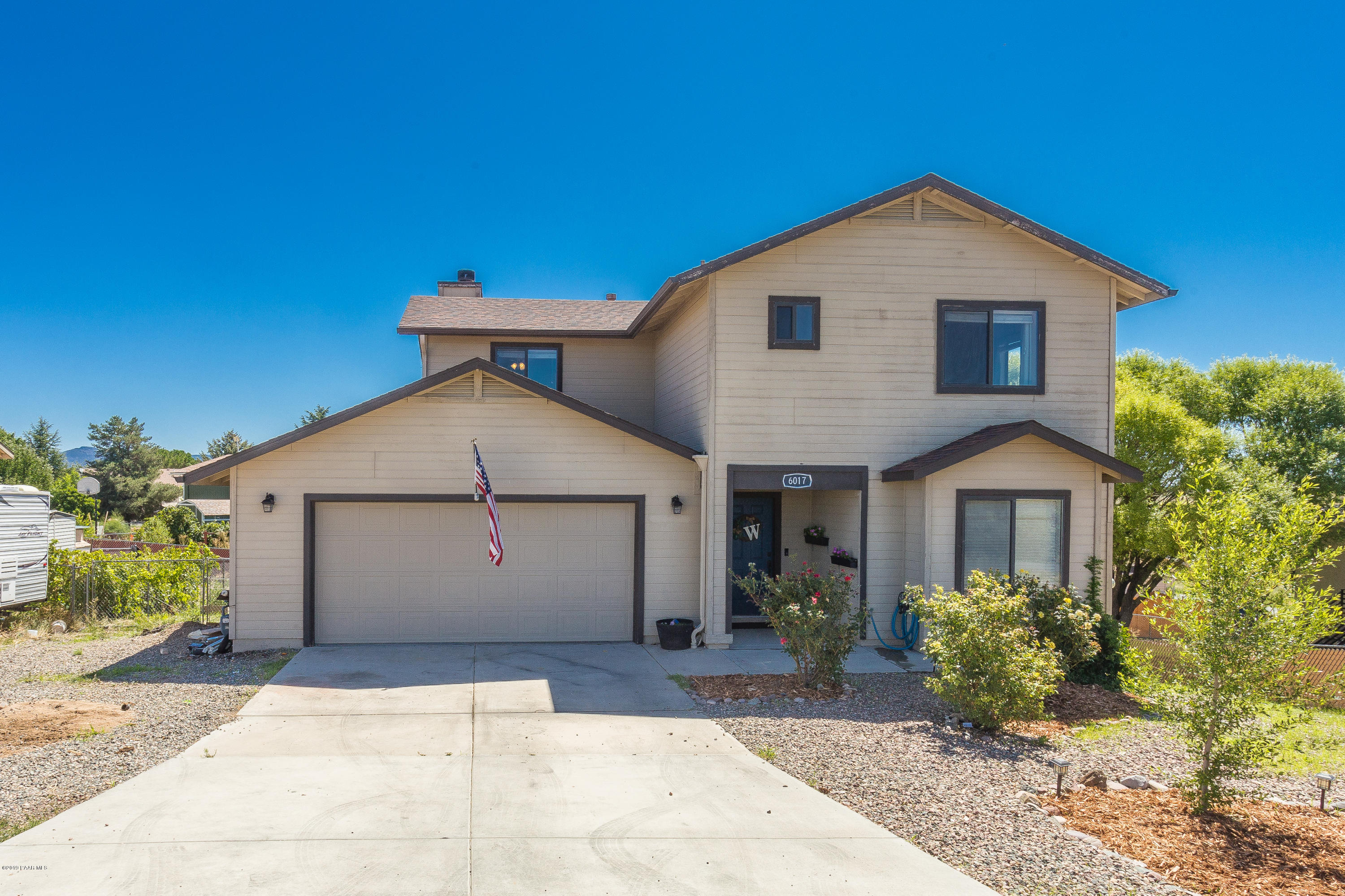 6017  Winchester Drive, Prescott Valley in Yavapai County, AZ 86314 Home for Sale