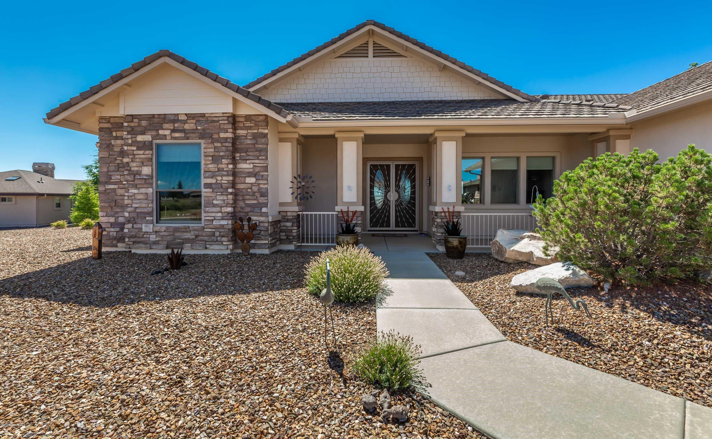7335 E Reins Court, Prescott Valley, Arizona