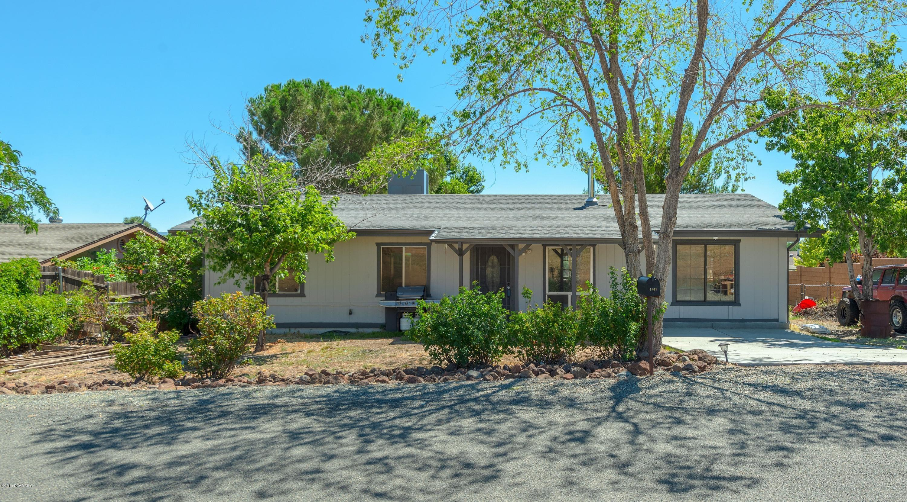 3401 N Castle Drive, Prescott Valley in Yavapai County, AZ 86314 Home for Sale