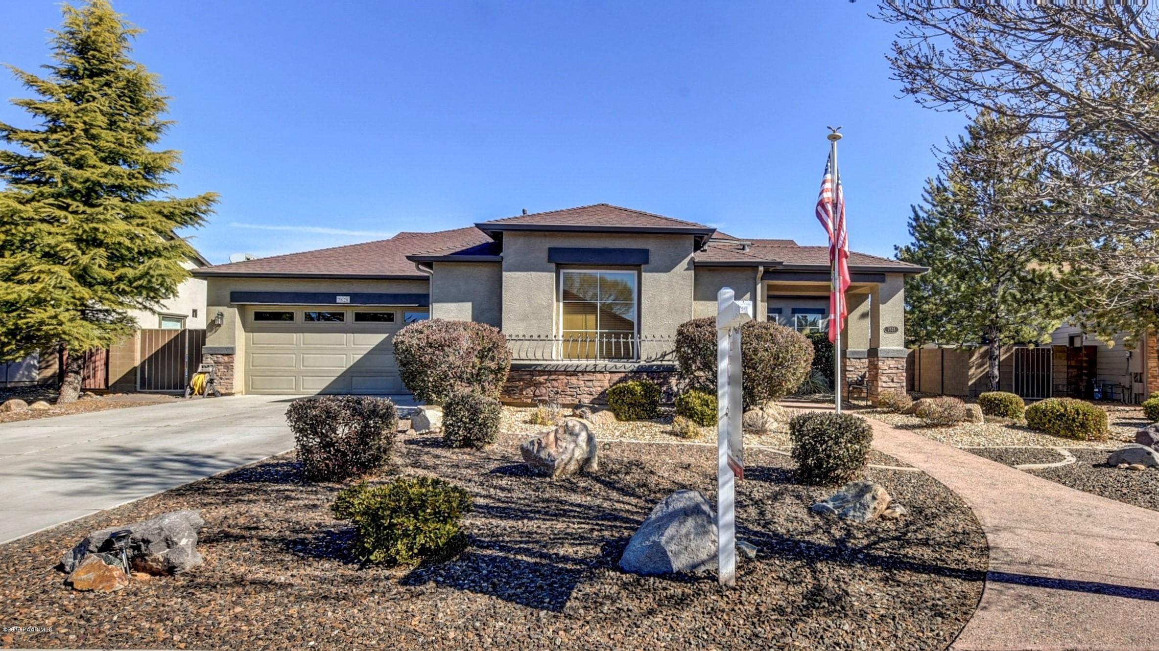 7828 E Ramblin Ranch Road, Prescott Valley, Arizona