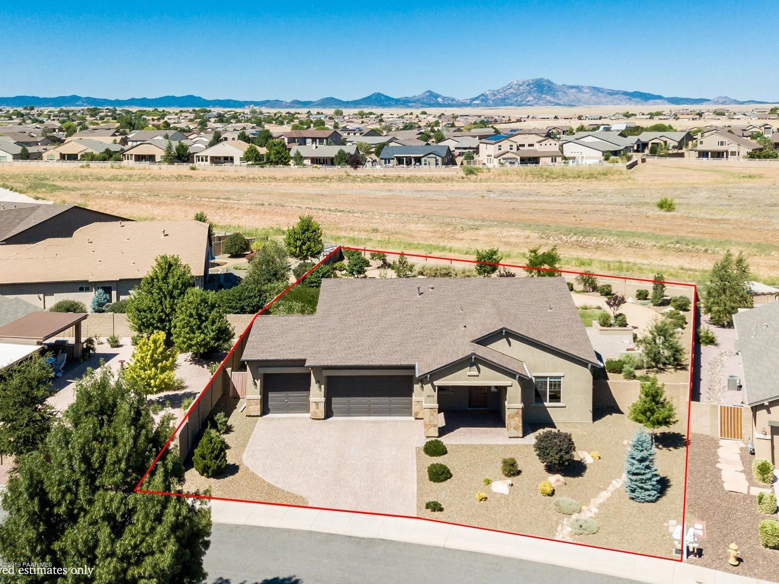 8302 N Eland Drive, Prescott Valley, Arizona