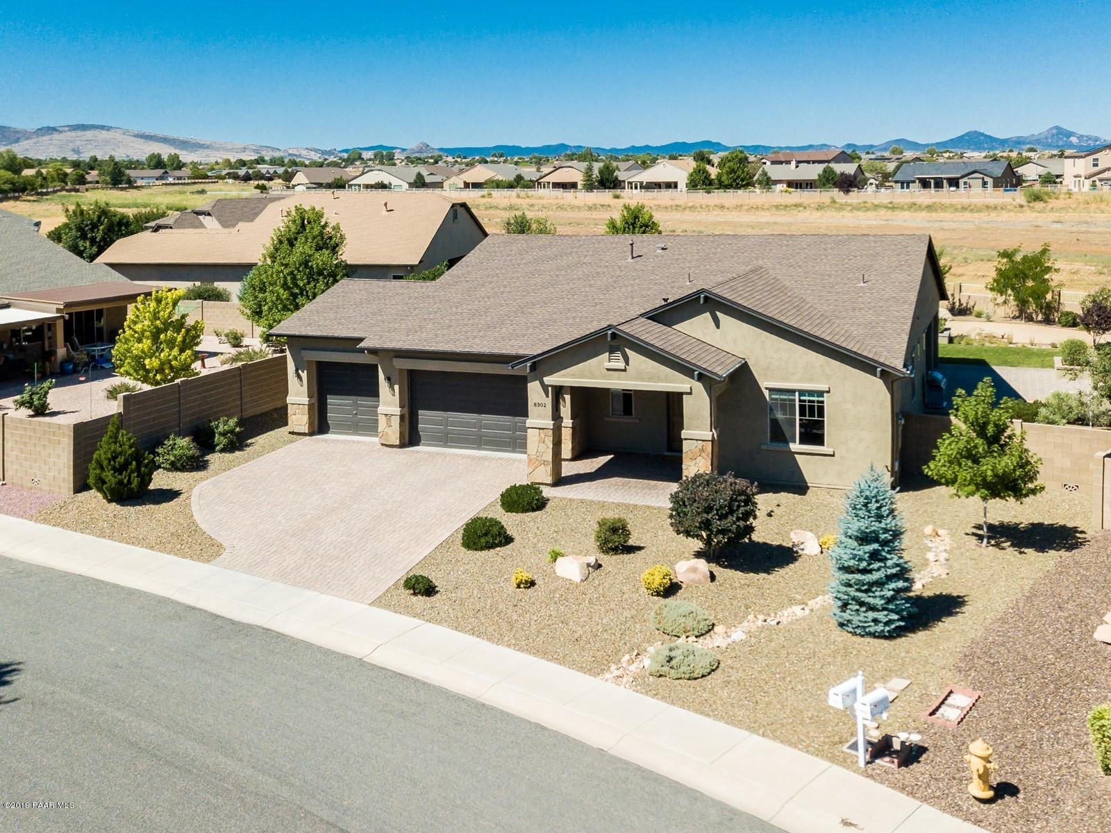 8302 N Eland Drive 86315 - One of Prescott Valley Homes for Sale