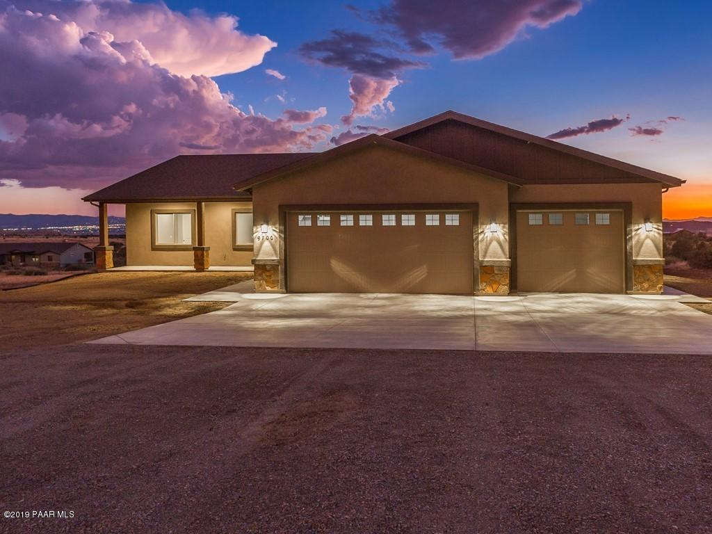 9700 N Rincon Ridge Trail, Prescott Valley, Arizona