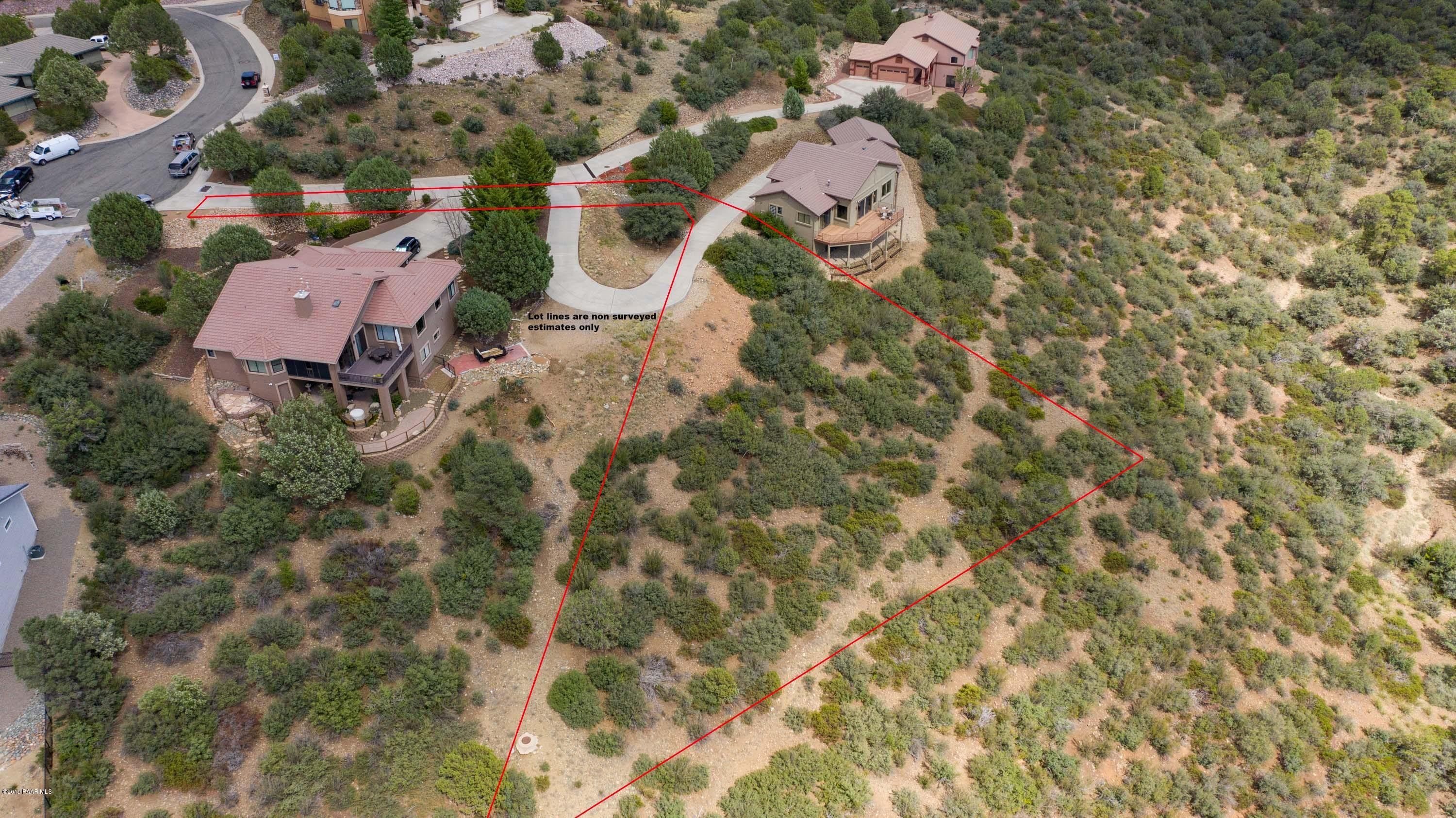 One of Prescott Homes for Sale at 839  Scenic Pointe
