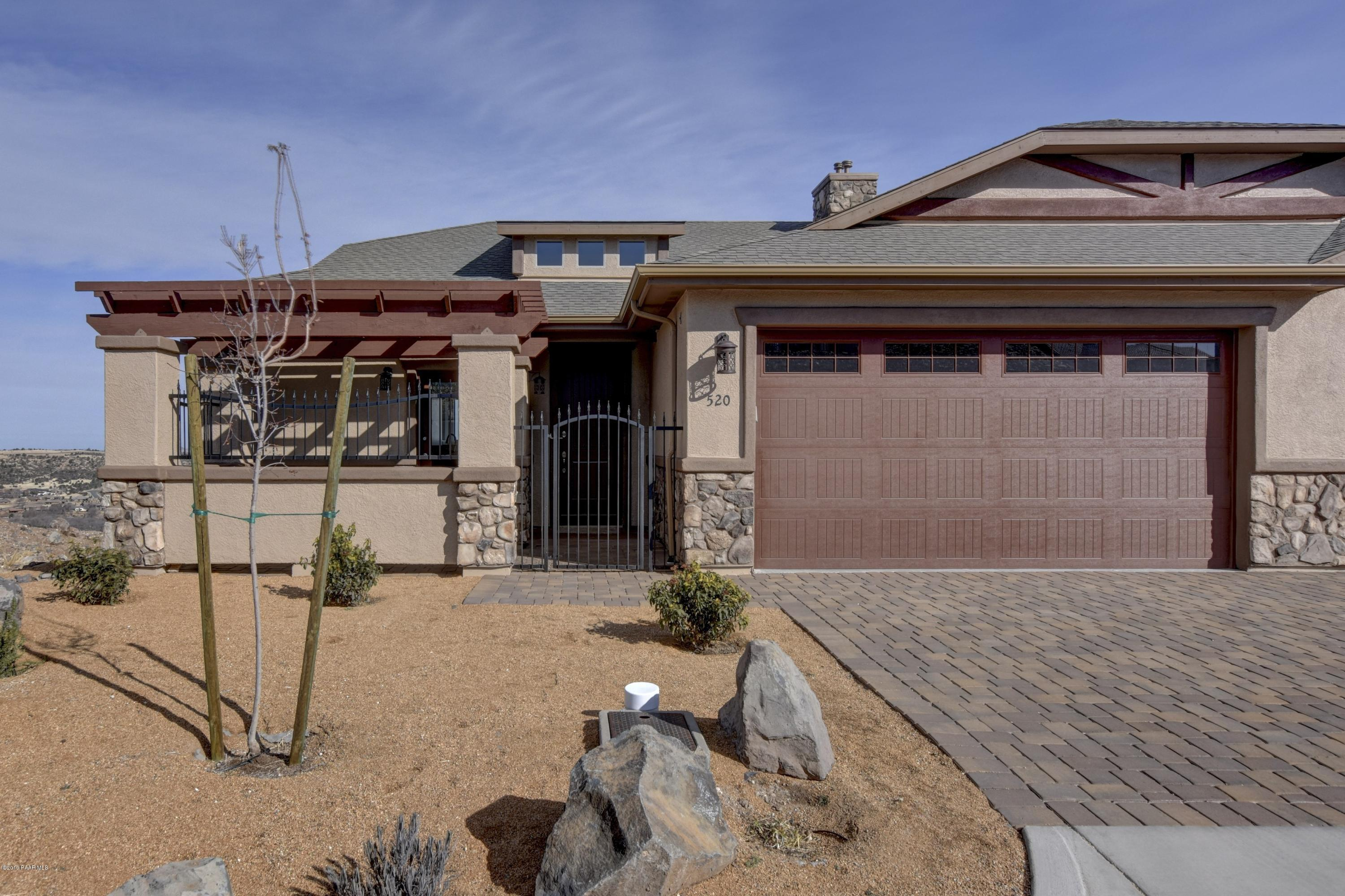 546  Osprey Trail, one of homes for sale in Prescott