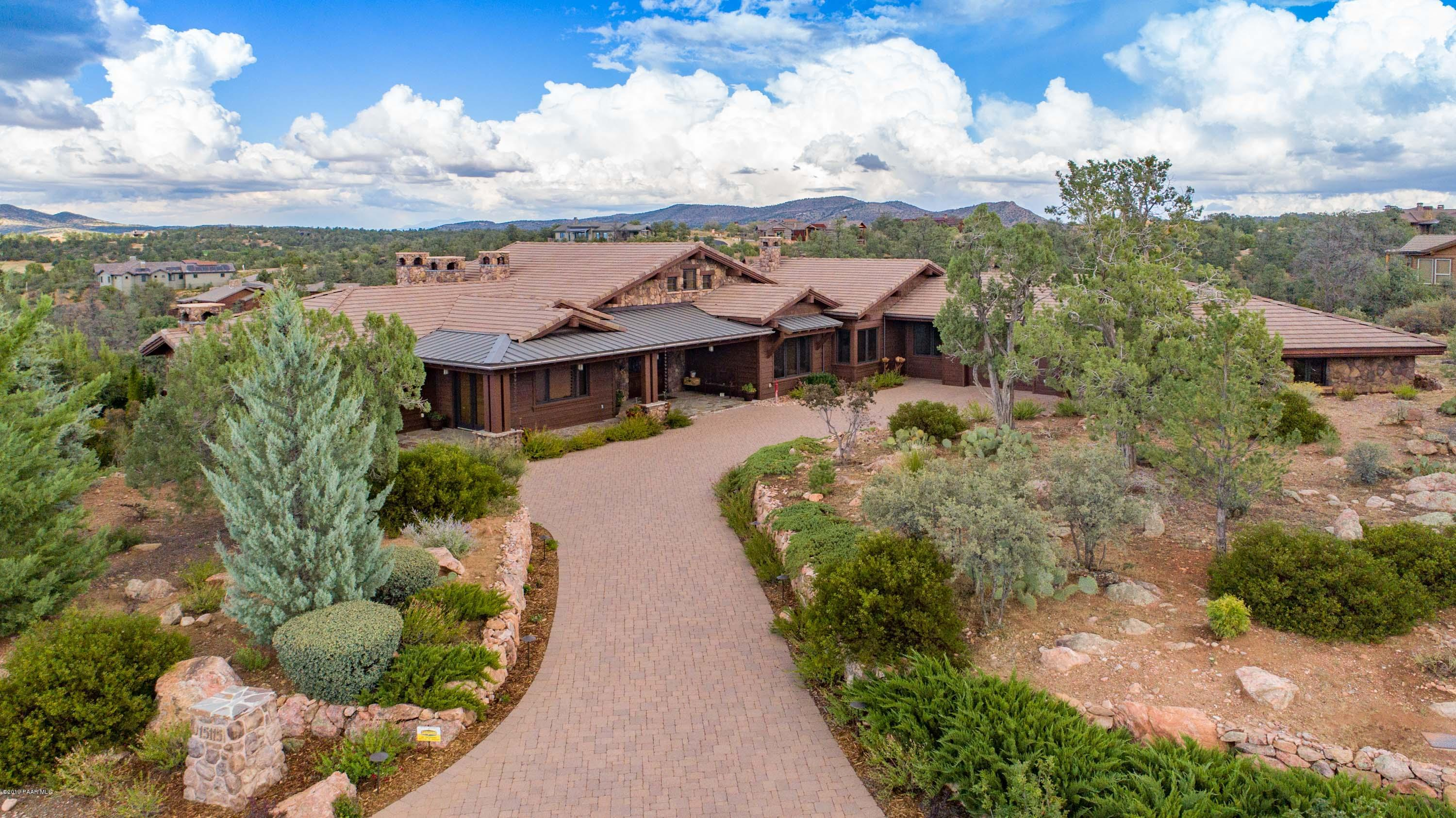 15115  Four Mile Creek Lane, Prescott, Arizona