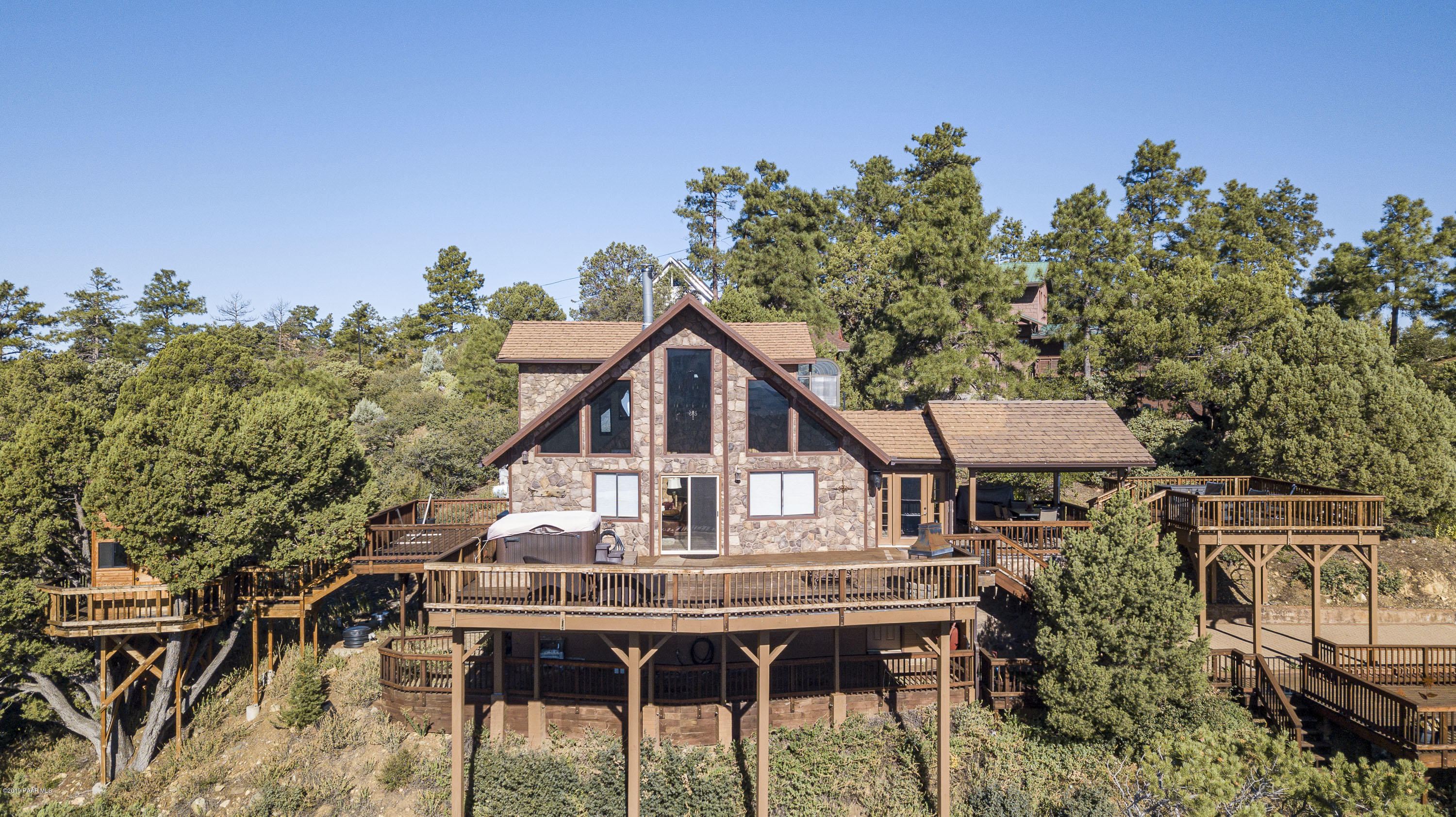 755 N Valley View Drive, Prescott in Yavapai County, AZ 86305 Home for Sale