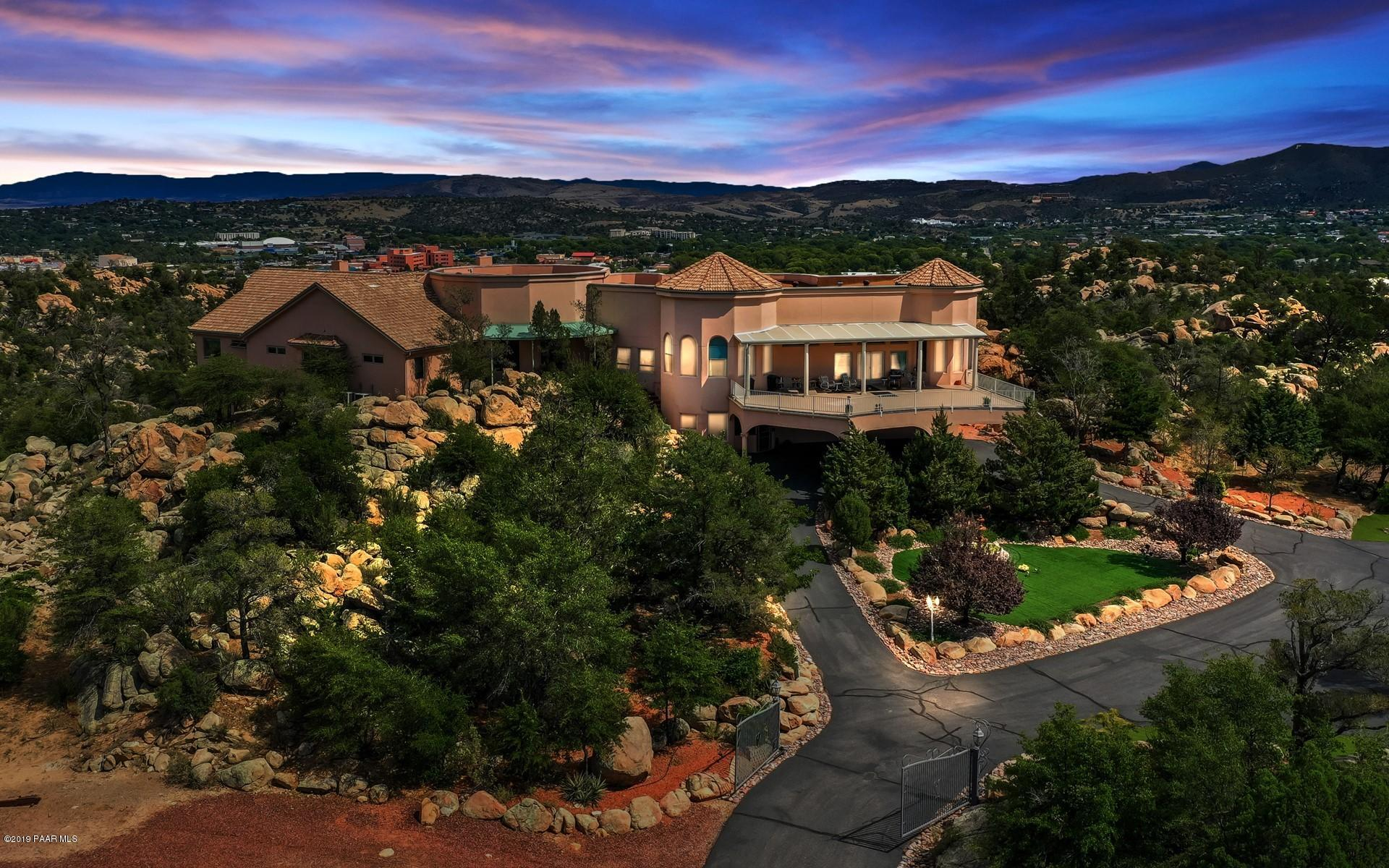 629  Downer Trail, Prescott, Arizona