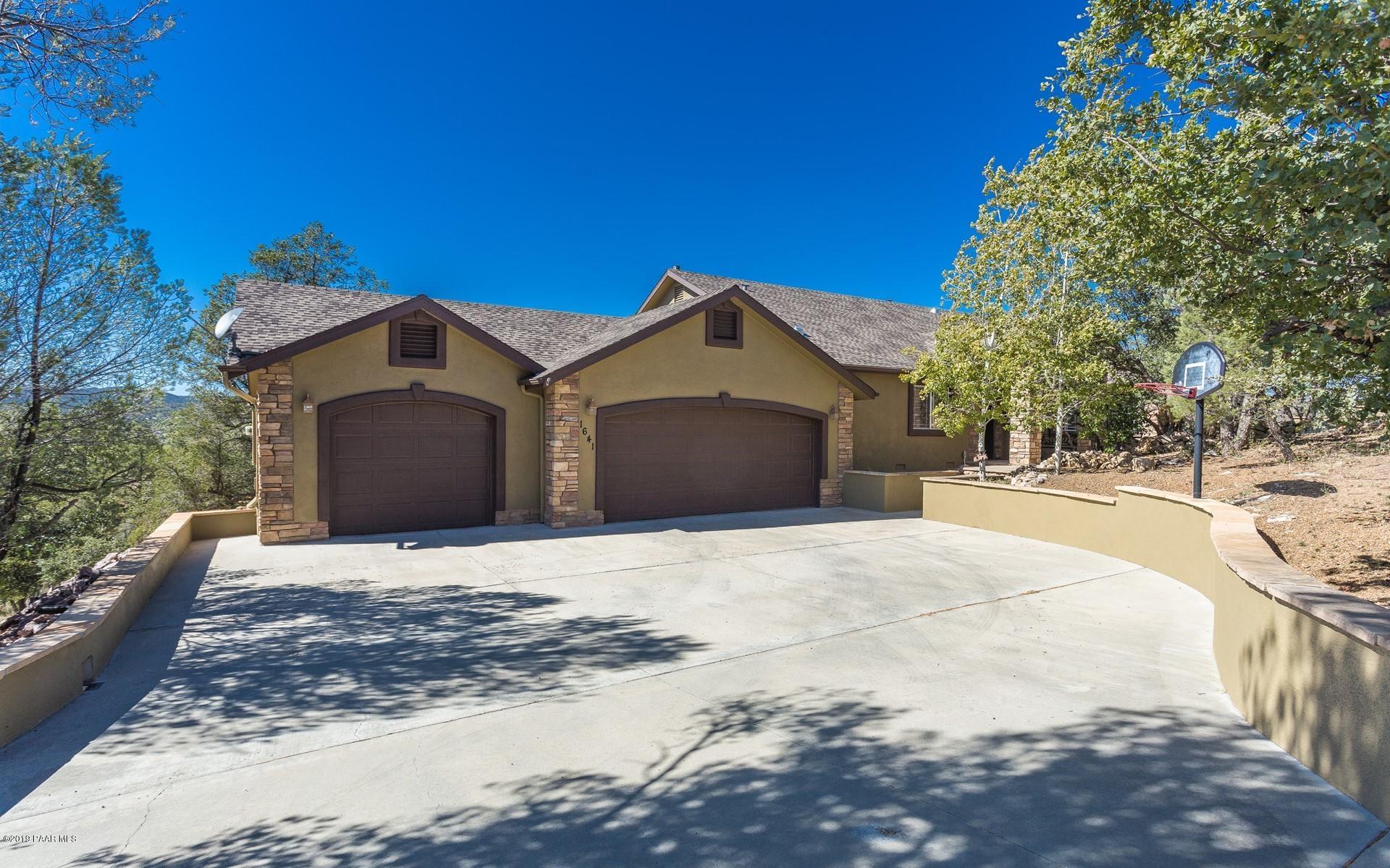 1641 W Sylvan Drive, Prescott, Arizona